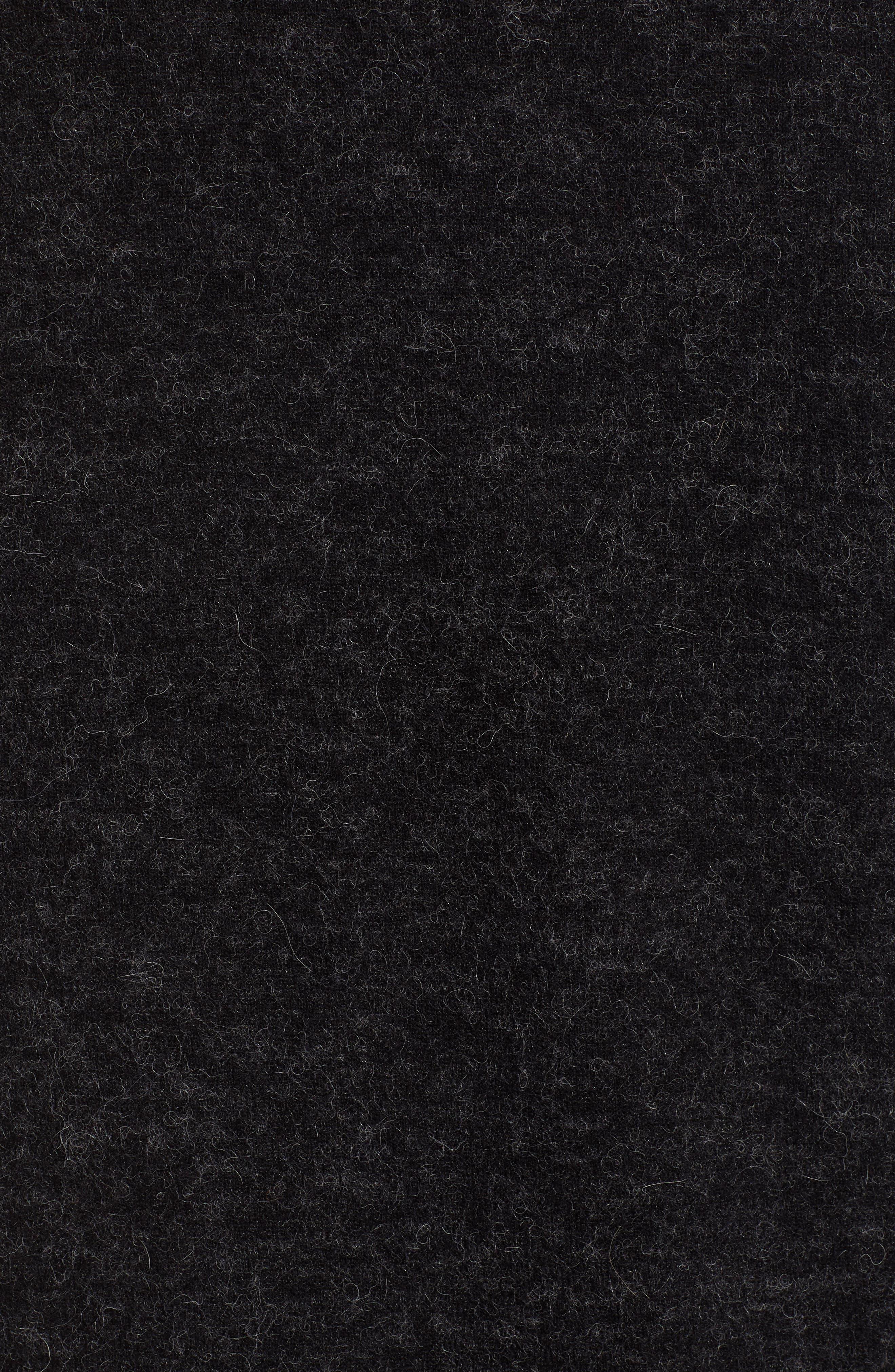 Seridon Oversize Crewneck Sweater,                             Alternate thumbnail 5, color,                             020