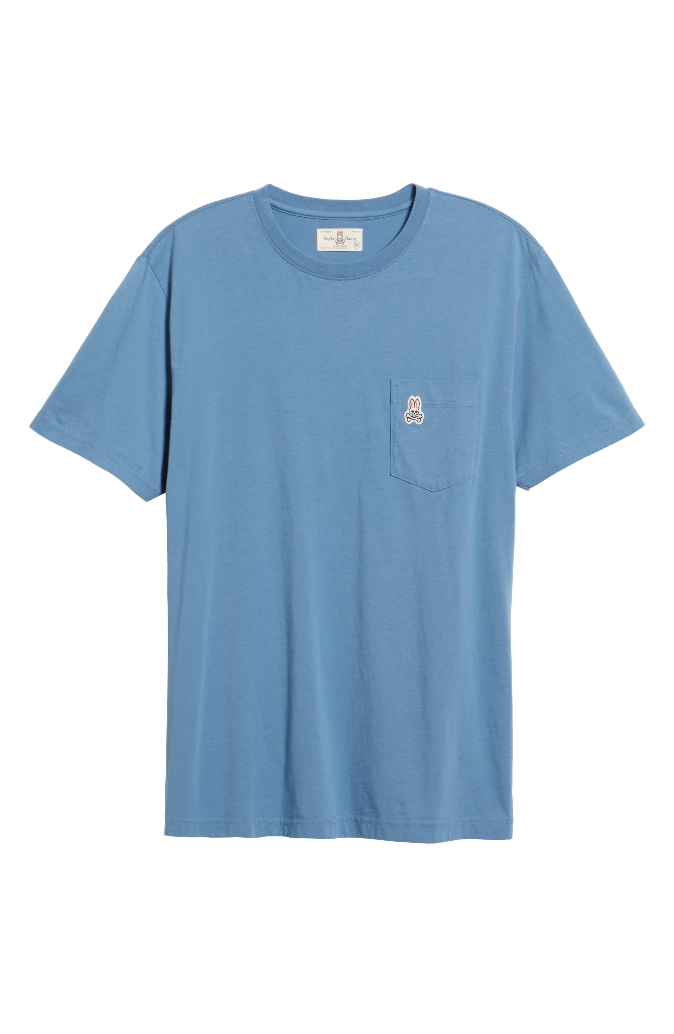Appliqué Pocket T-Shirt,                             Alternate thumbnail 6, color,                             476