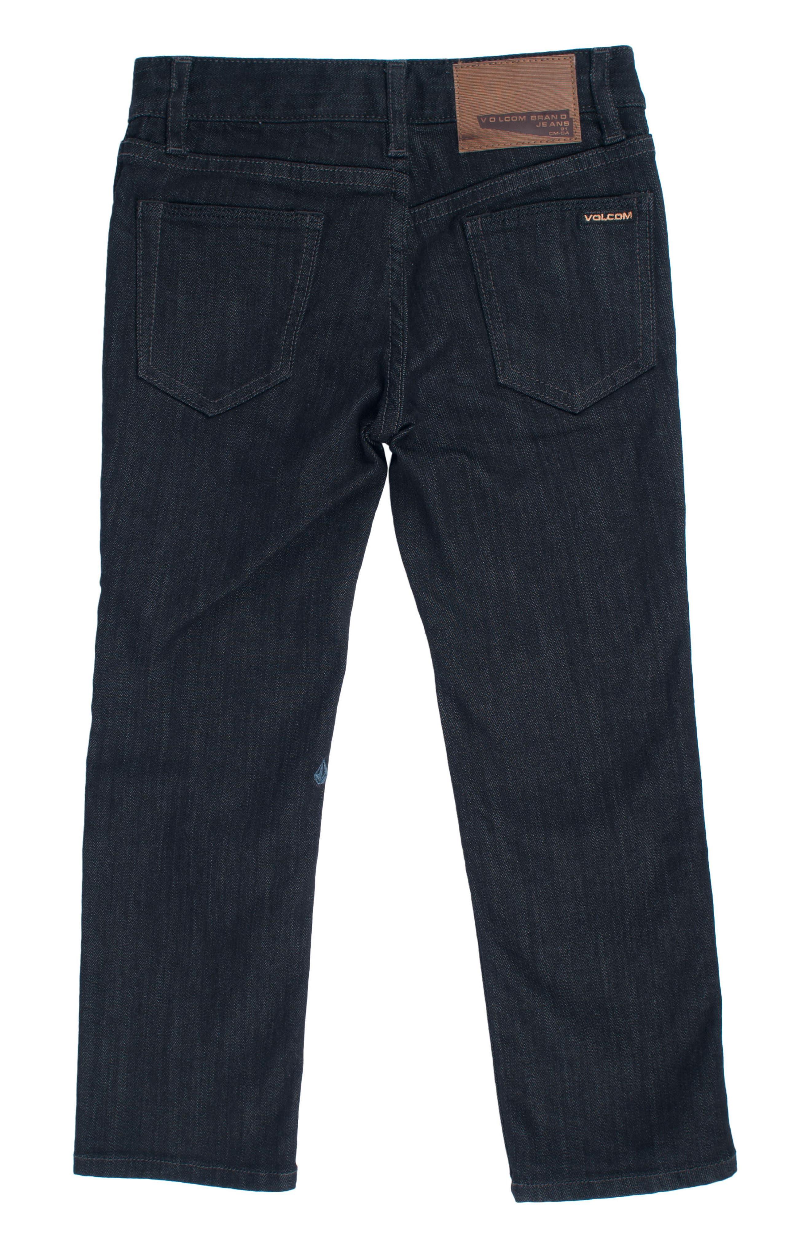 Vorta Slim Fit Jeans,                             Alternate thumbnail 2, color,                             005