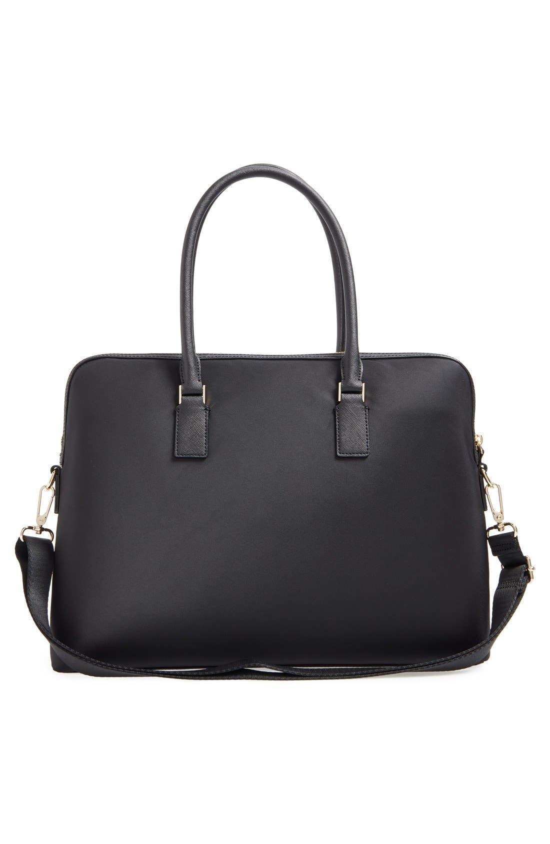 daveney 15 inch laptop bag,                             Alternate thumbnail 3, color,                             001