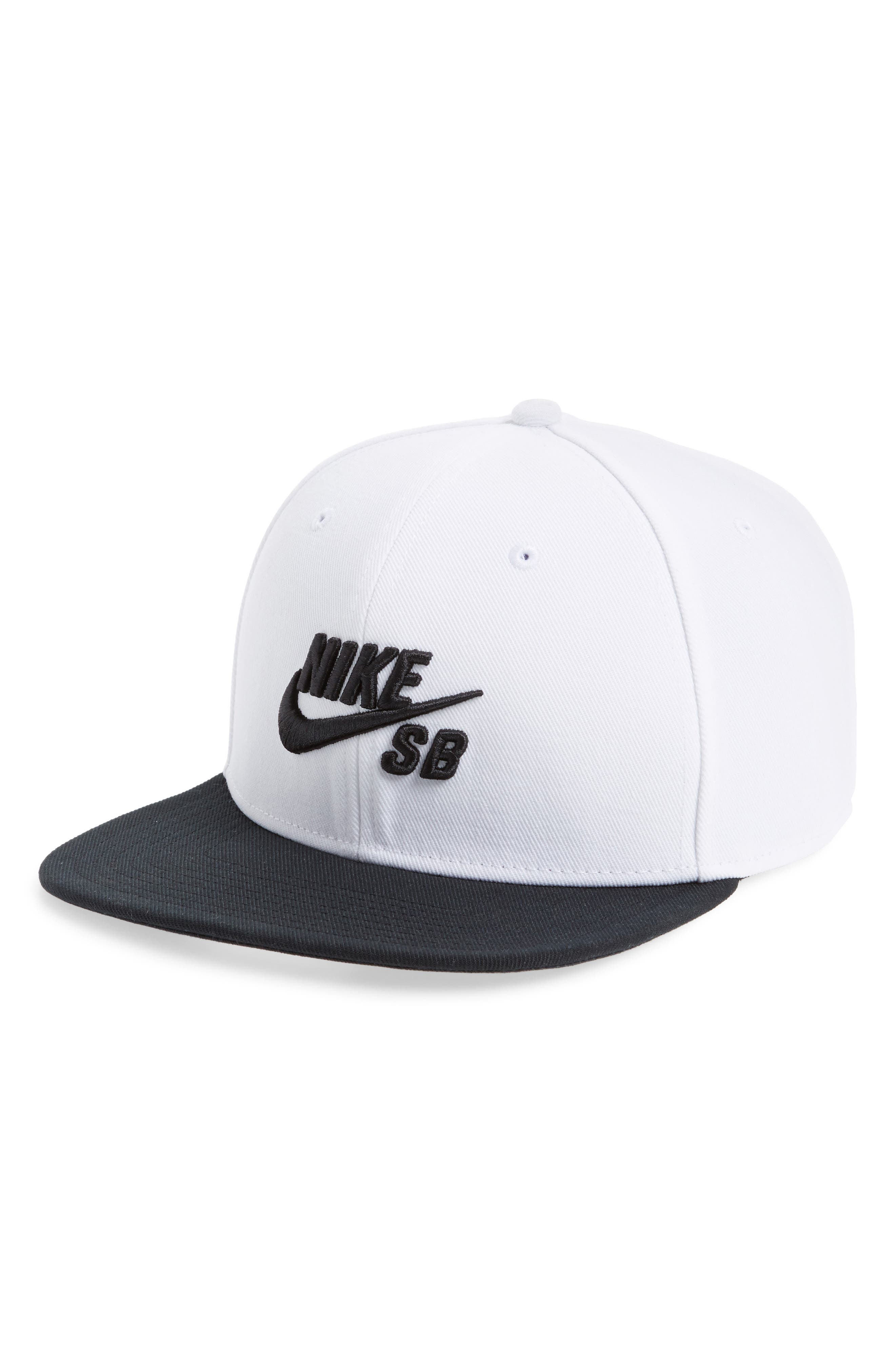 Nike Pro Snapback Baseball Cap,                             Main thumbnail 2, color,