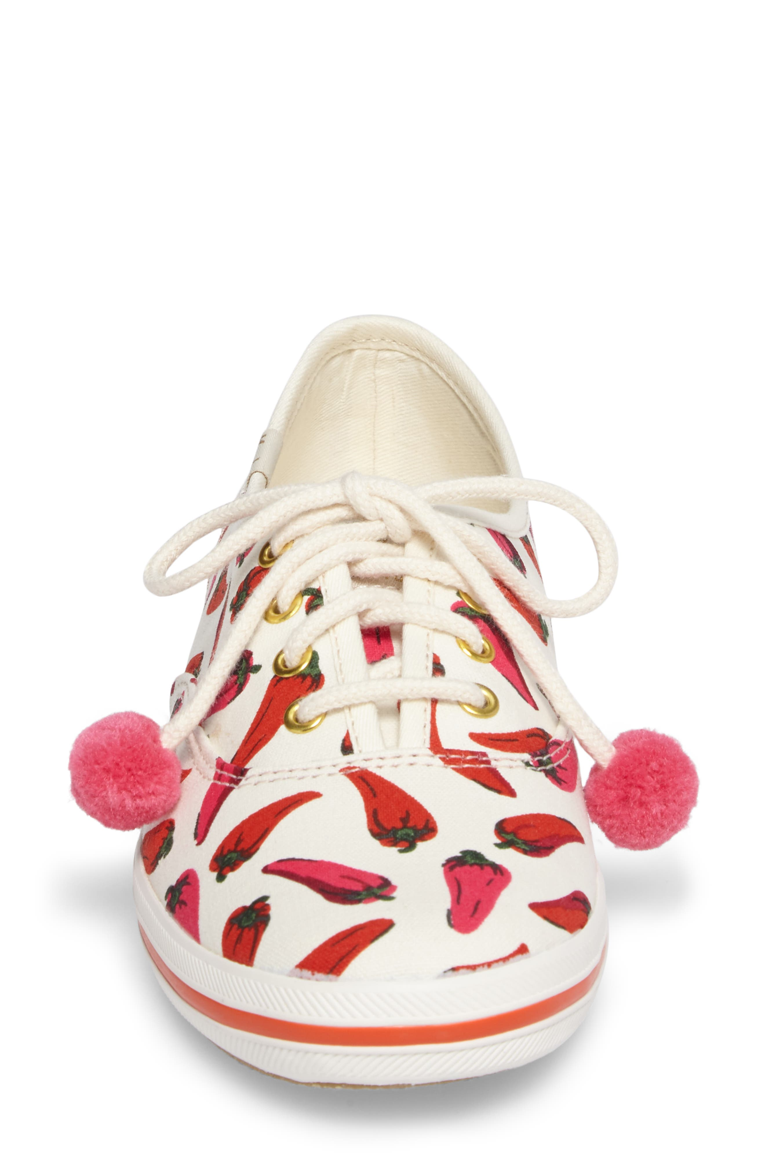Keds<sup>®</sup> x kate spade new york champion sneaker,                             Alternate thumbnail 16, color,