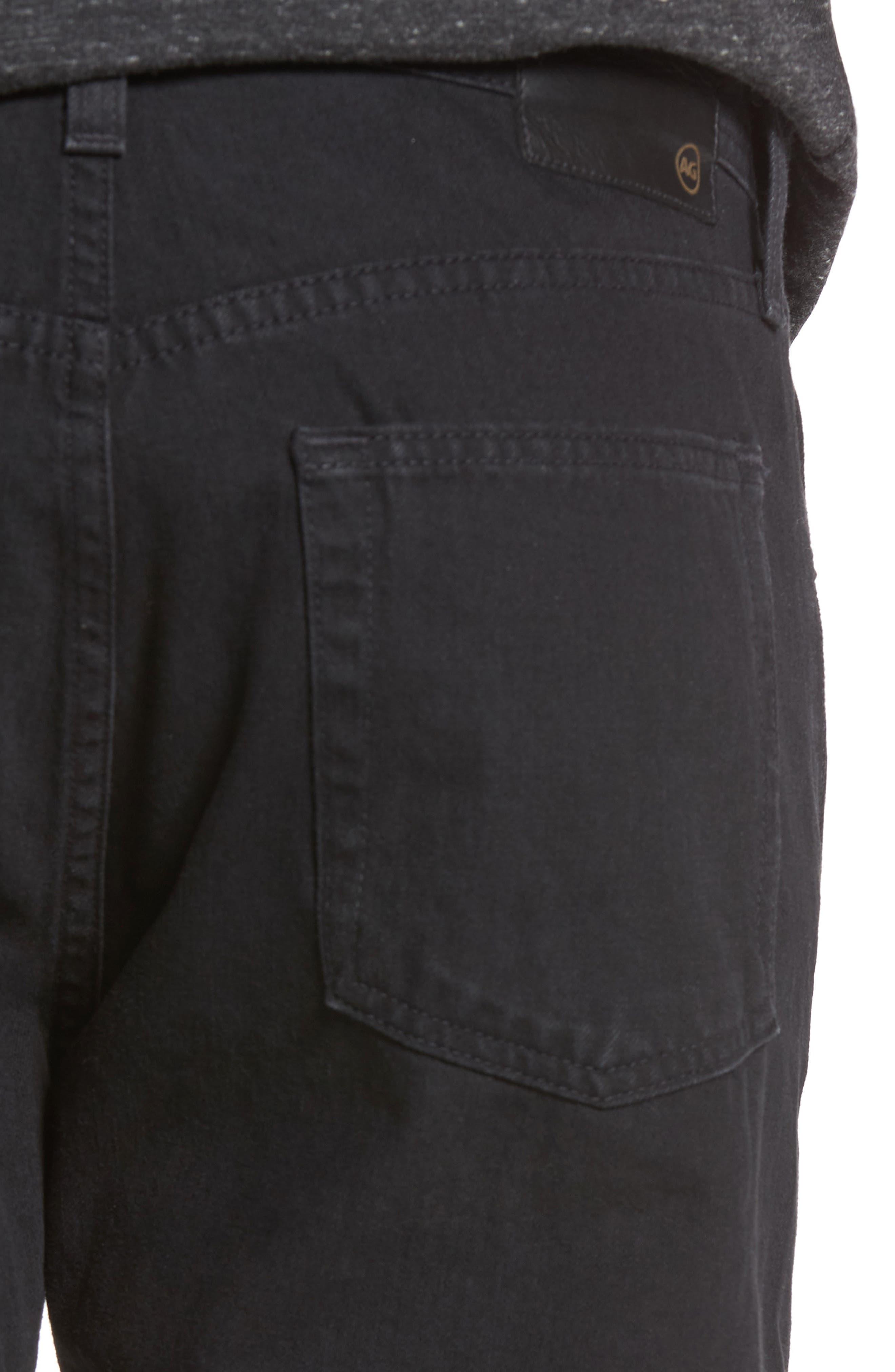 Apex Slouchy Slim Fit Jeans,                             Alternate thumbnail 4, color,