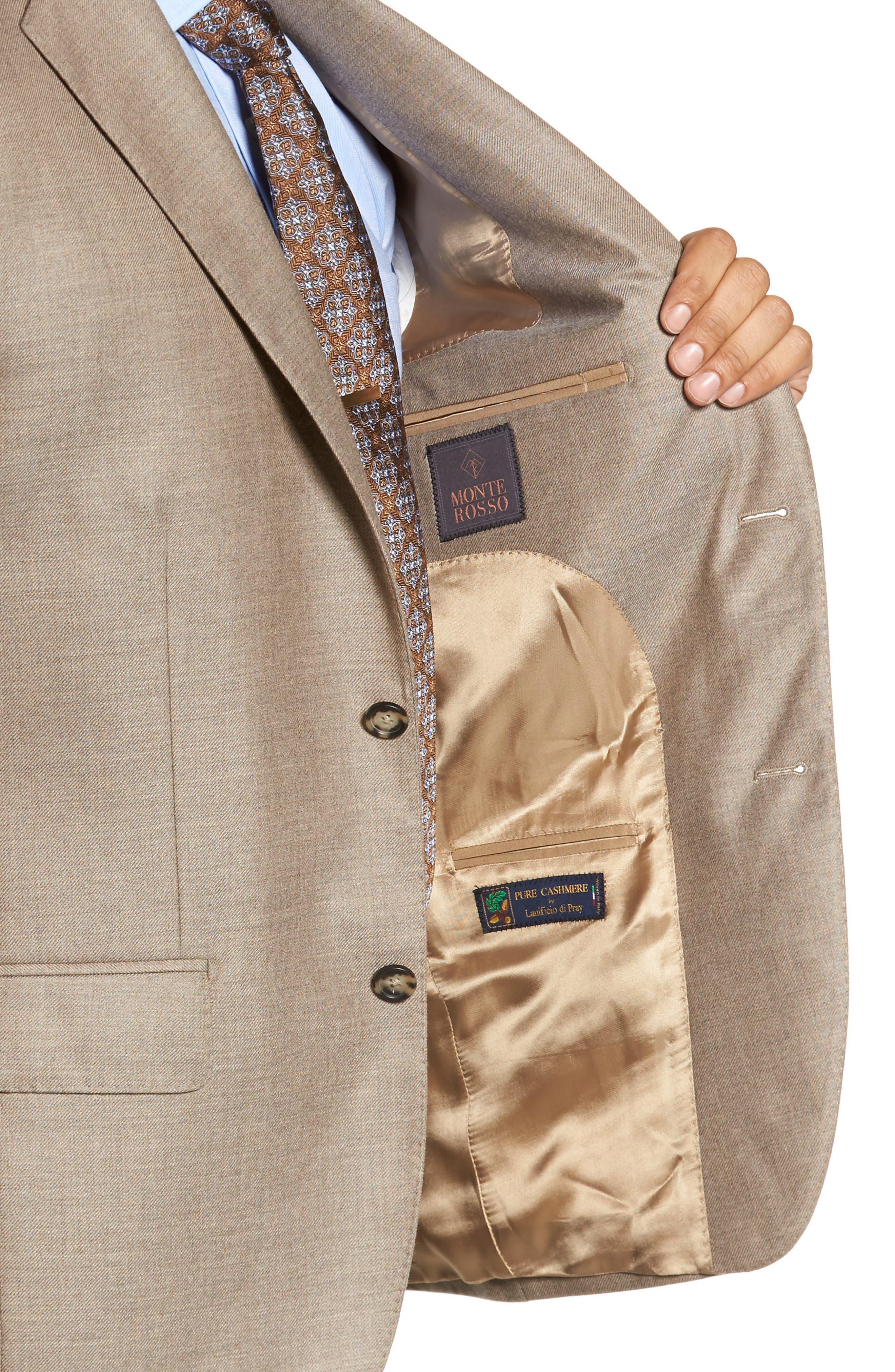 Classic Fit Cashmere Blazer,                             Alternate thumbnail 11, color,