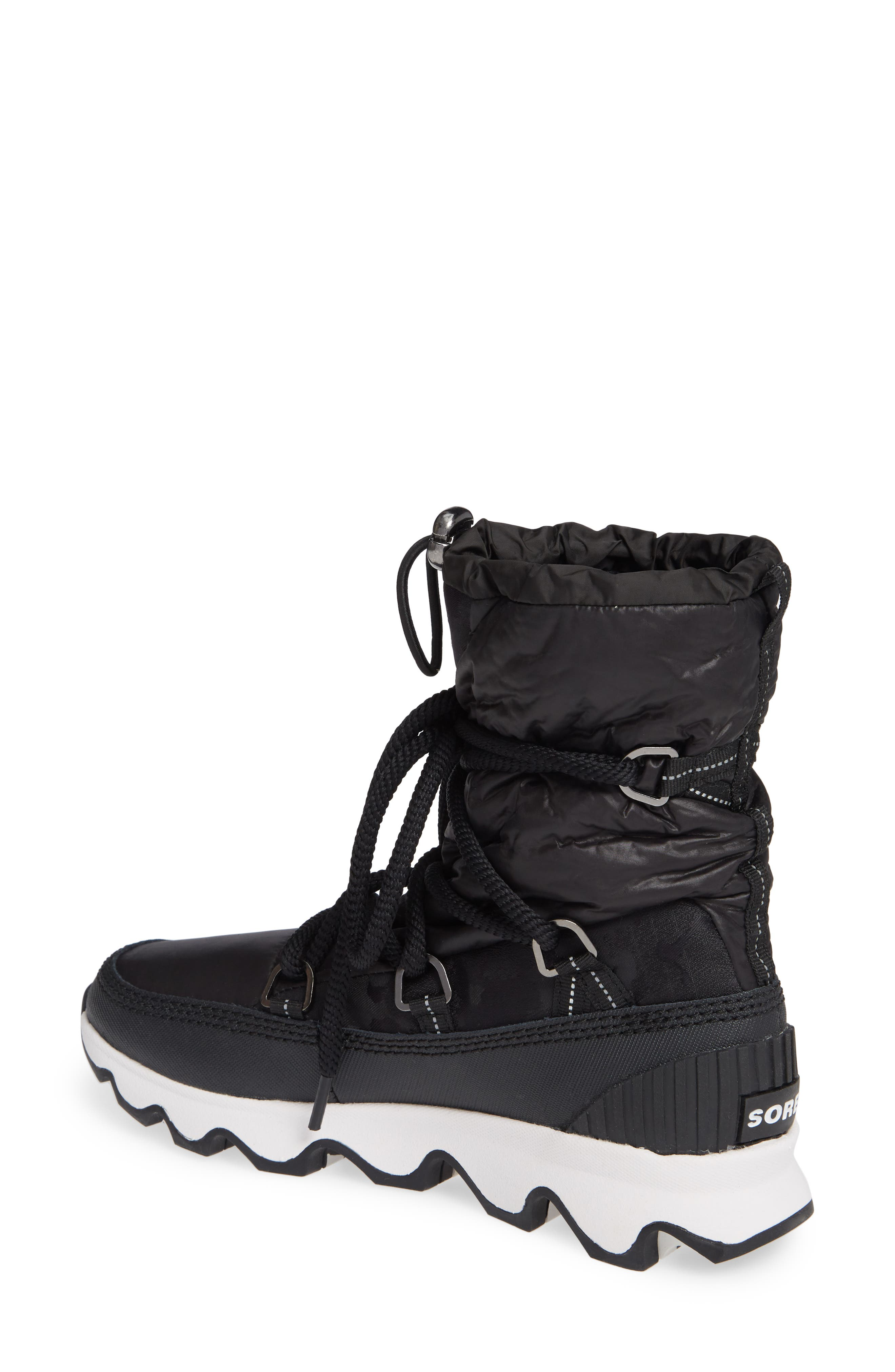 Kinetic Waterproof Insulated Winter Boot,                             Alternate thumbnail 2, color,                             CAMO/ BLACK/ WHITE
