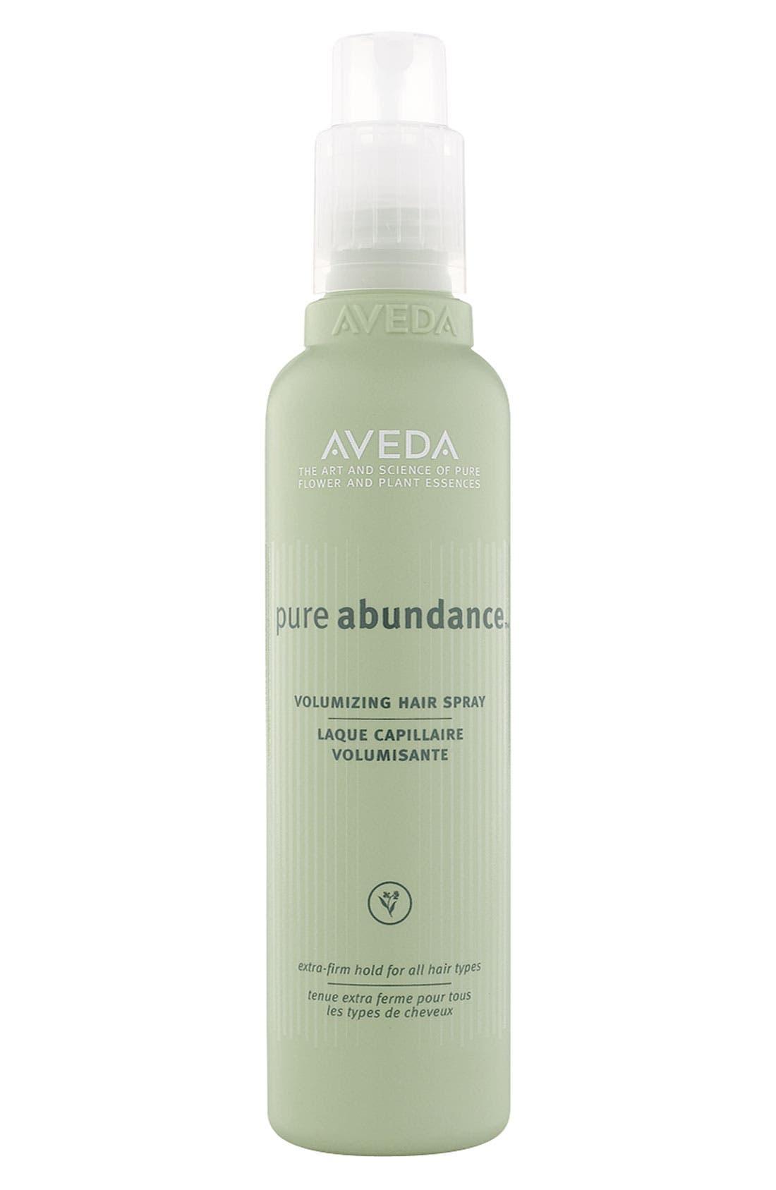 pure abundance<sup>™</sup> Volumizing Hair Spray,                             Main thumbnail 1, color,                             NO COLOR