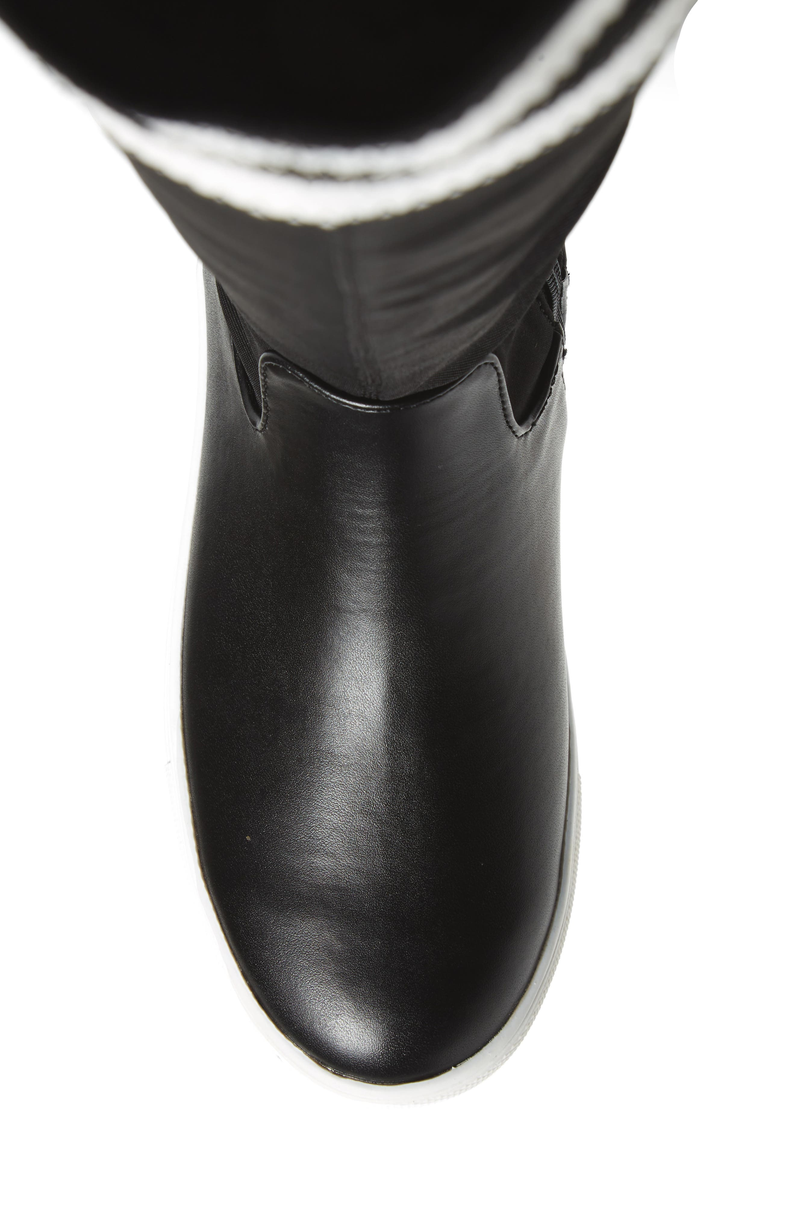 Melody Over the Knee Boot,                             Alternate thumbnail 5, color,                             004