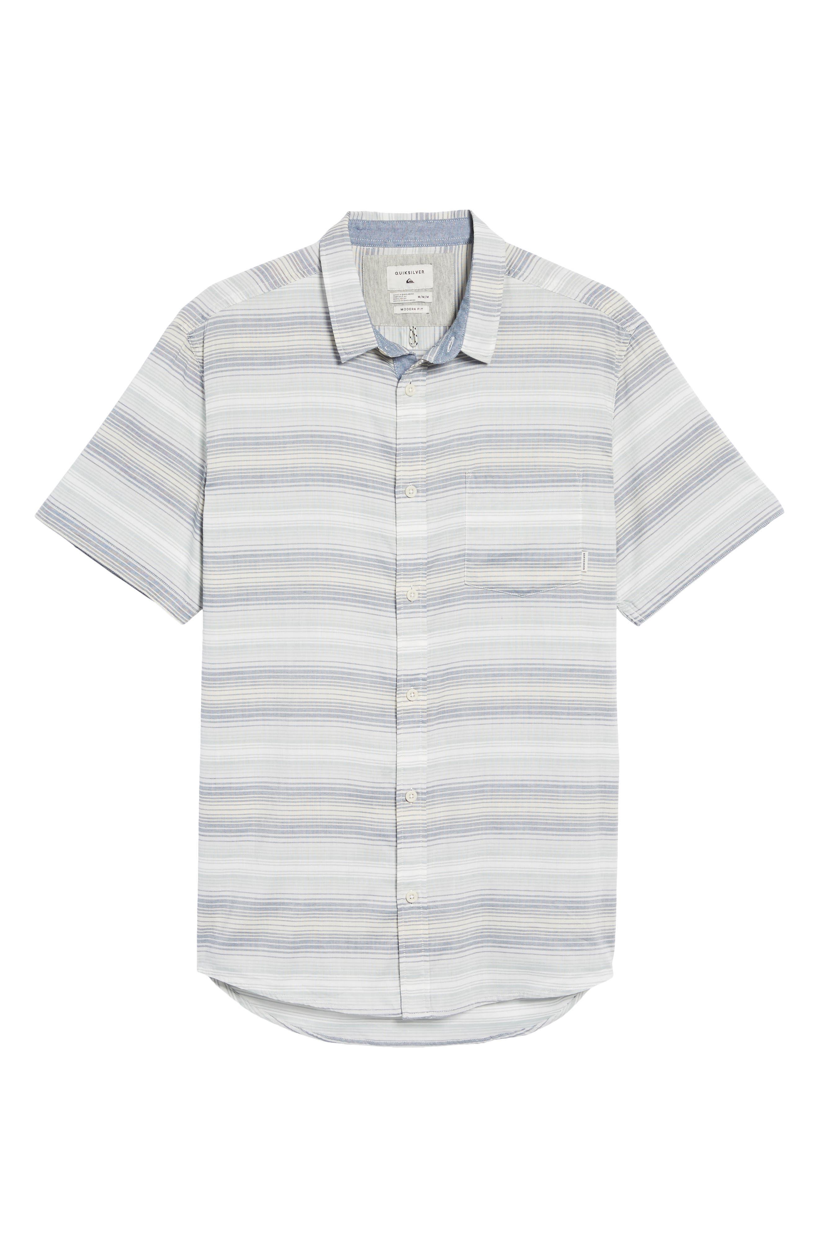 Aventail Stripe Shirt,                             Alternate thumbnail 11, color,