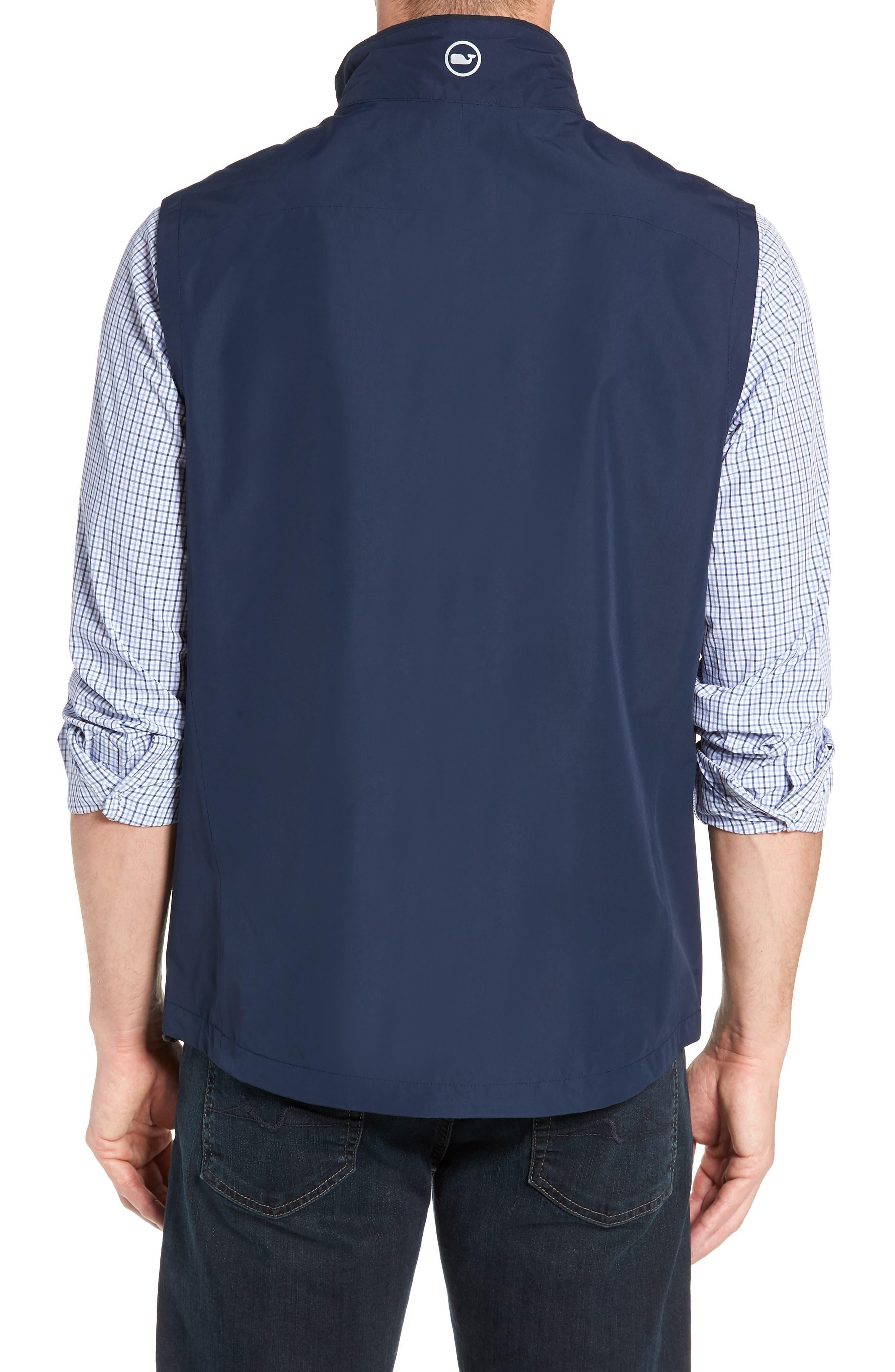 Tech Windbreaker Vest,                             Alternate thumbnail 2, color,                             410
