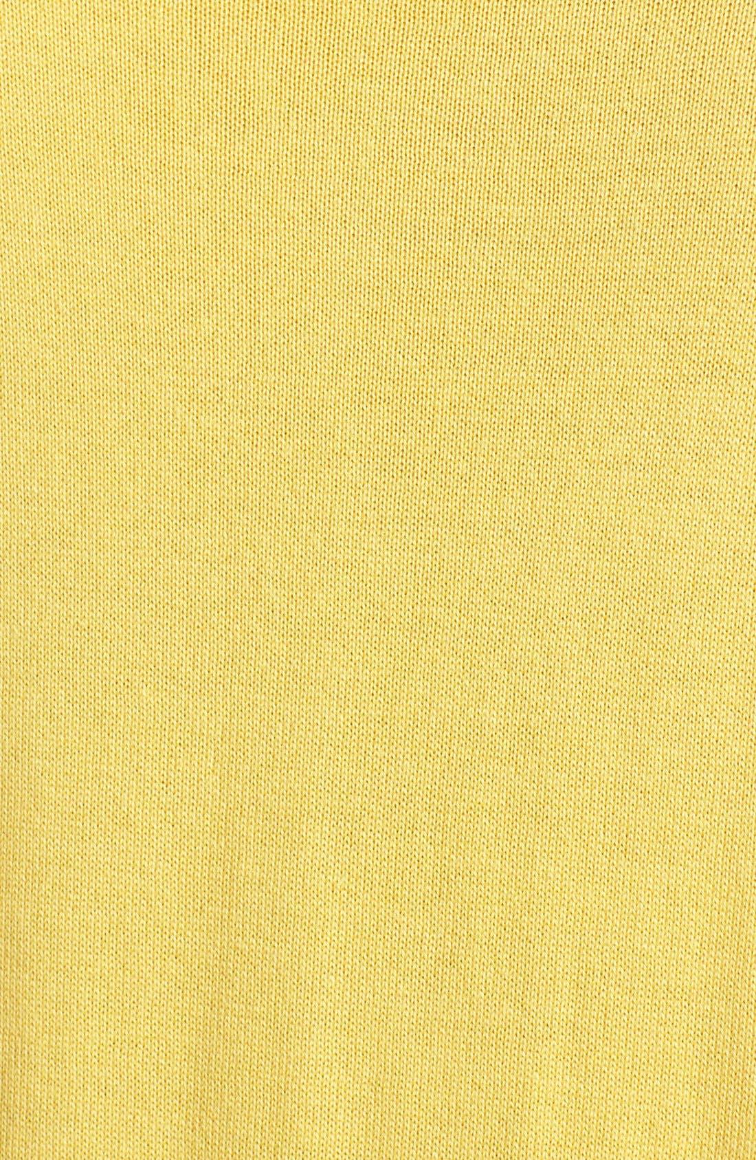 Intarsia Crewneck Sweater,                             Alternate thumbnail 14, color,