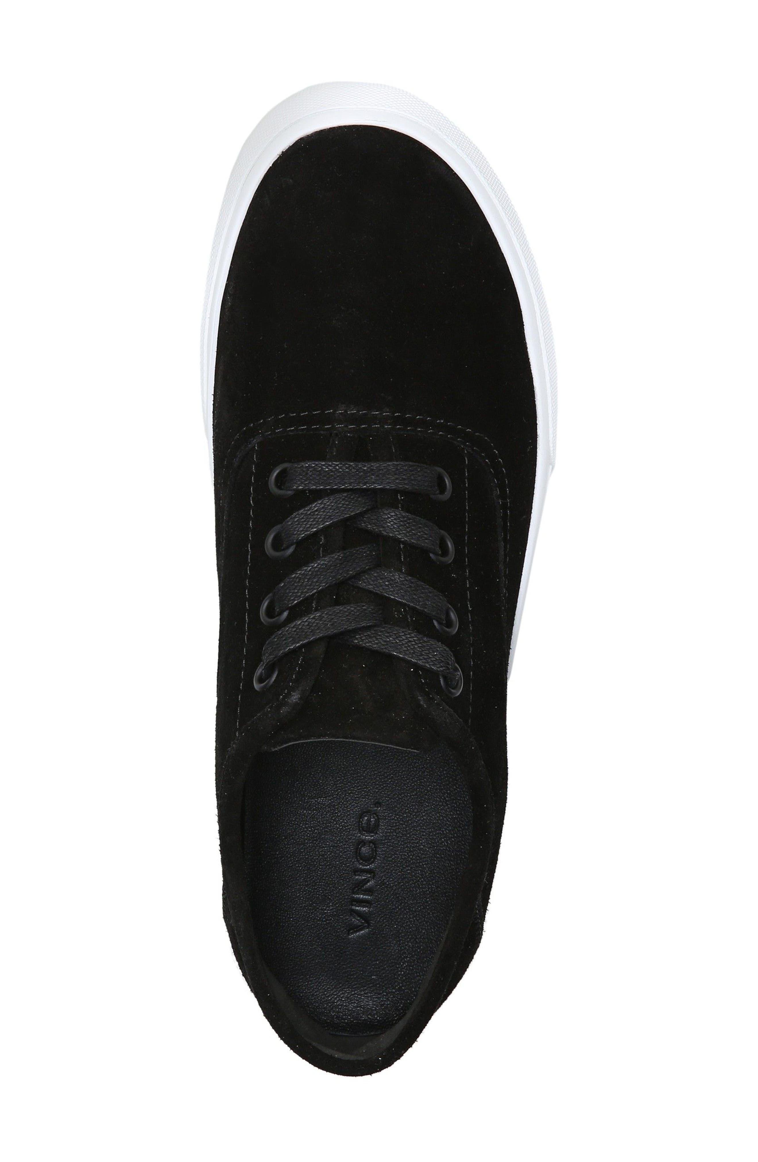 Copley Platform Sneaker,                             Alternate thumbnail 5, color,                             001