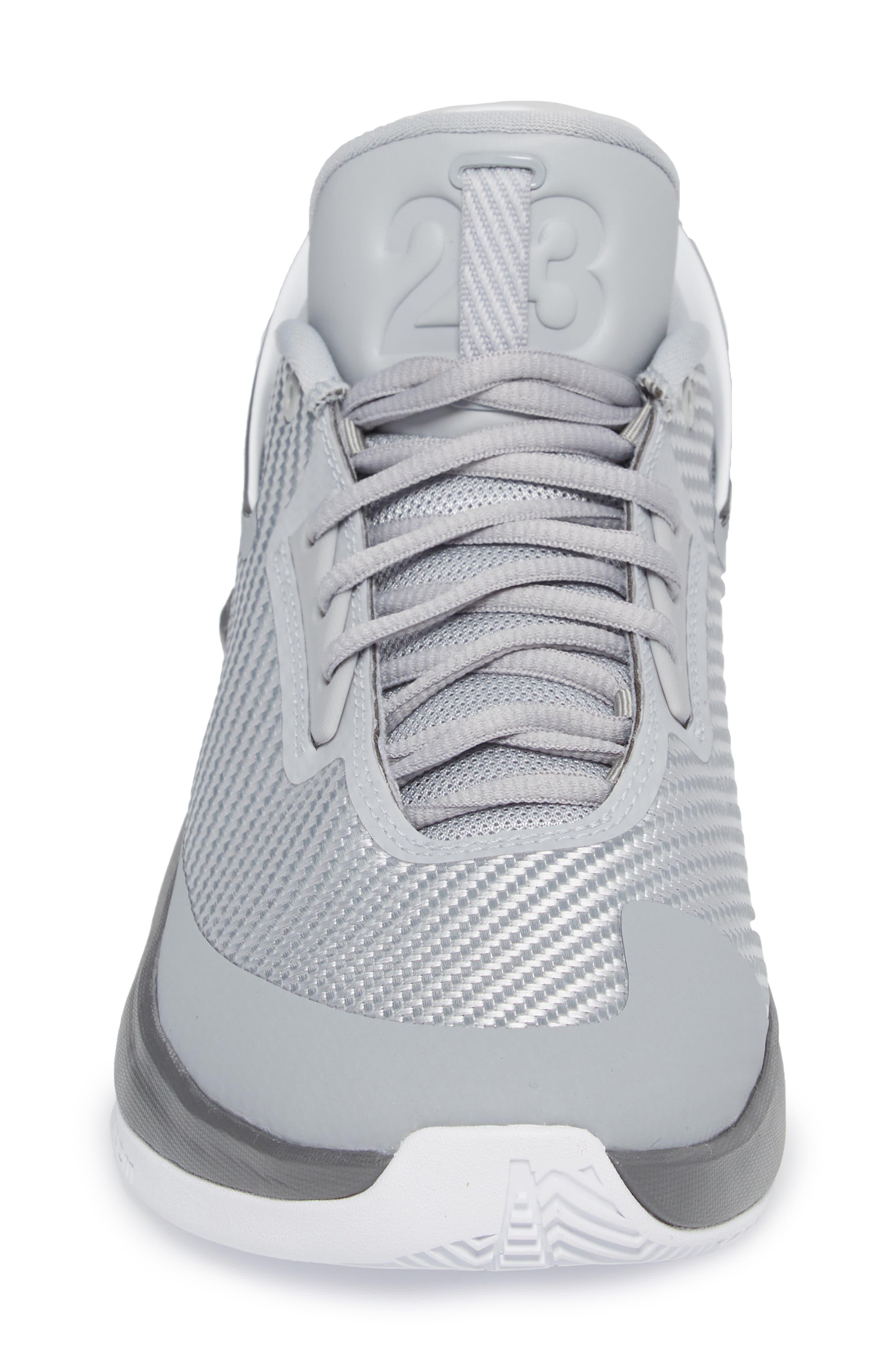 Jordan Fly Lockdown Sneaker,                             Alternate thumbnail 8, color,