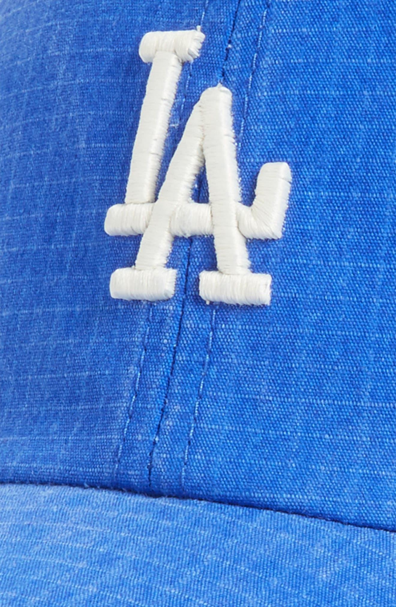Conway MLB Baseball Cap,                             Alternate thumbnail 3, color,                             450