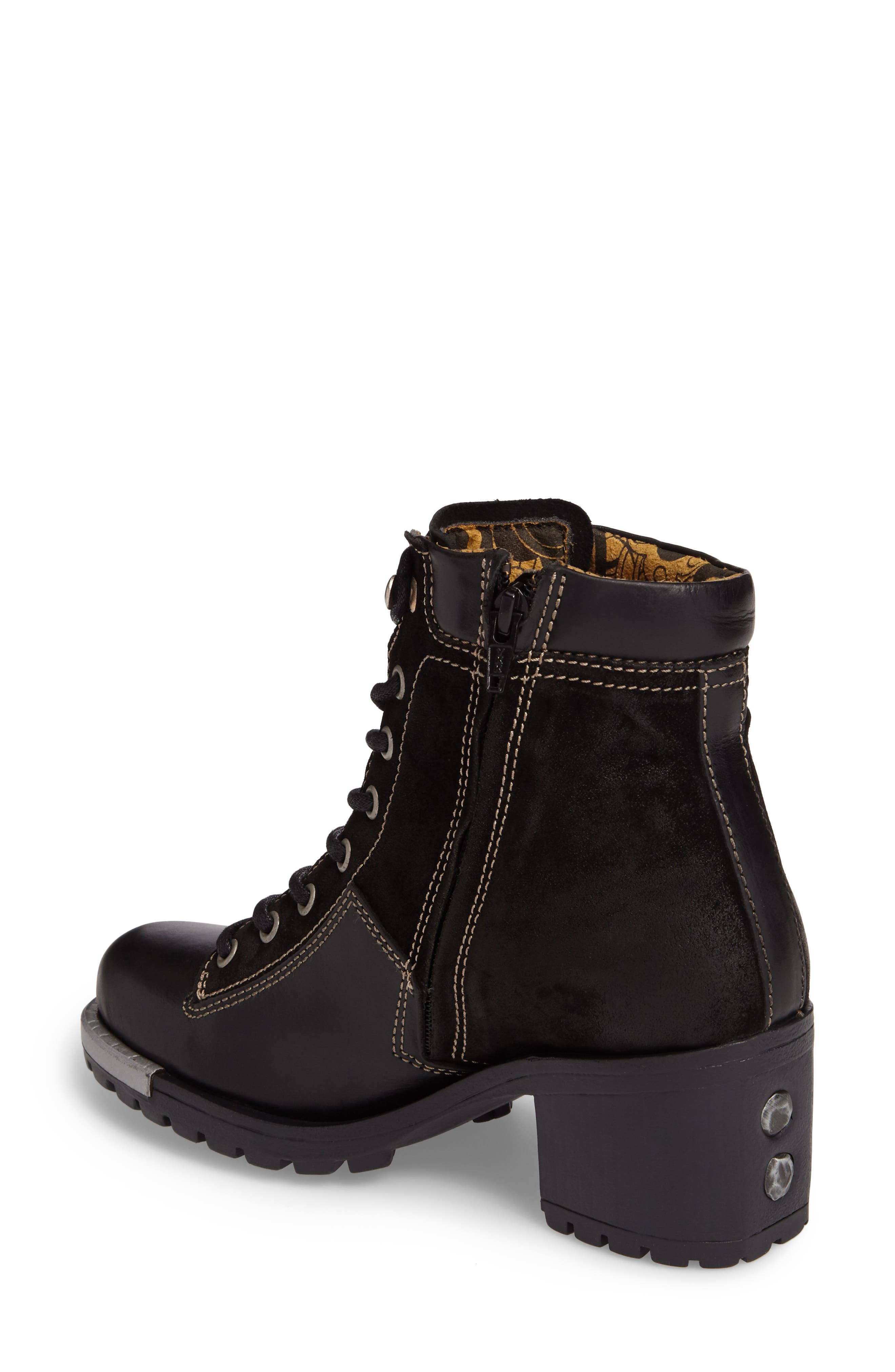 FLY LONDON,                             'Leal' Boot,                             Alternate thumbnail 2, color,                             005