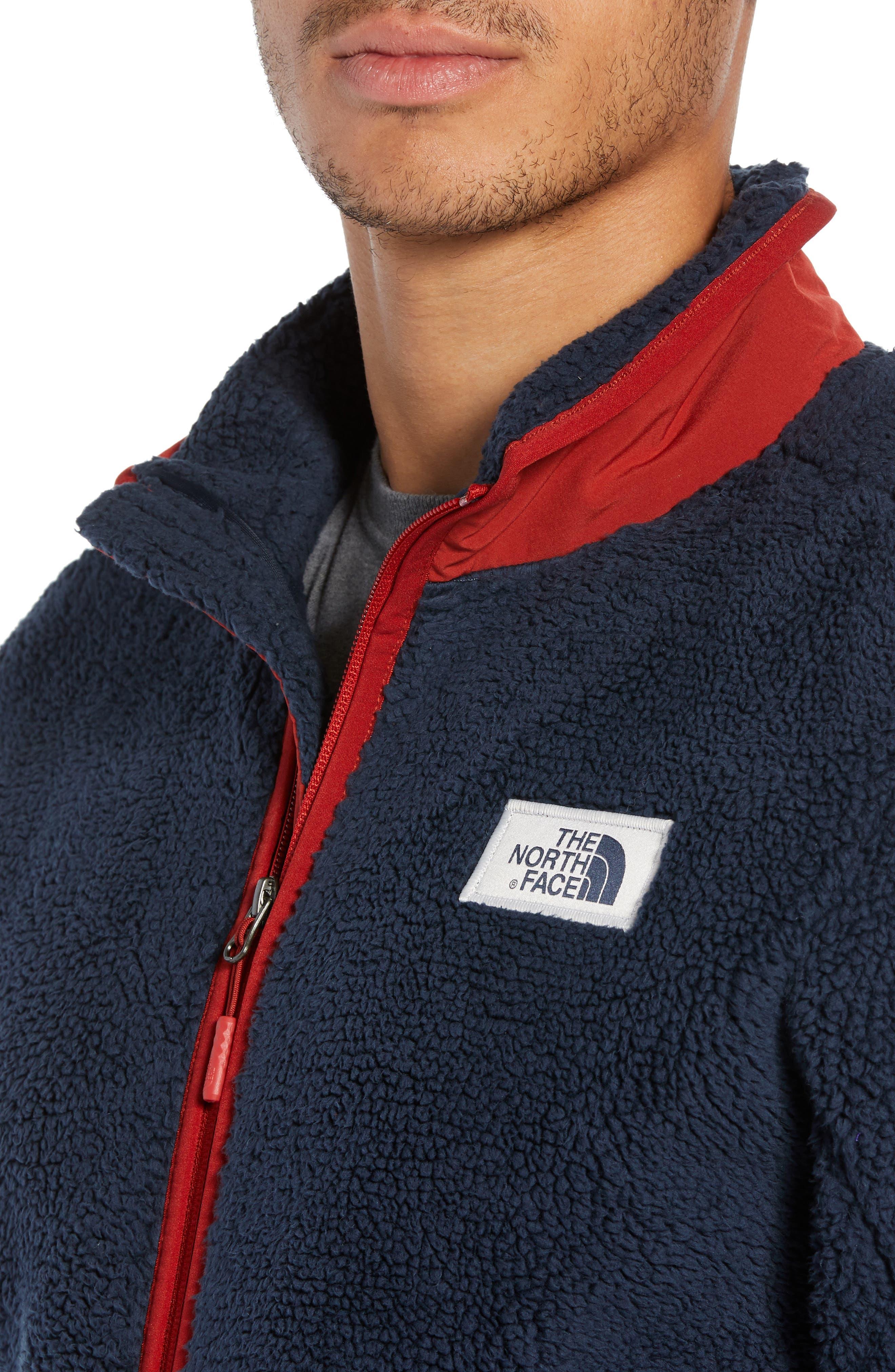 Campshire Zip Fleece Jacket,                             Alternate thumbnail 40, color,