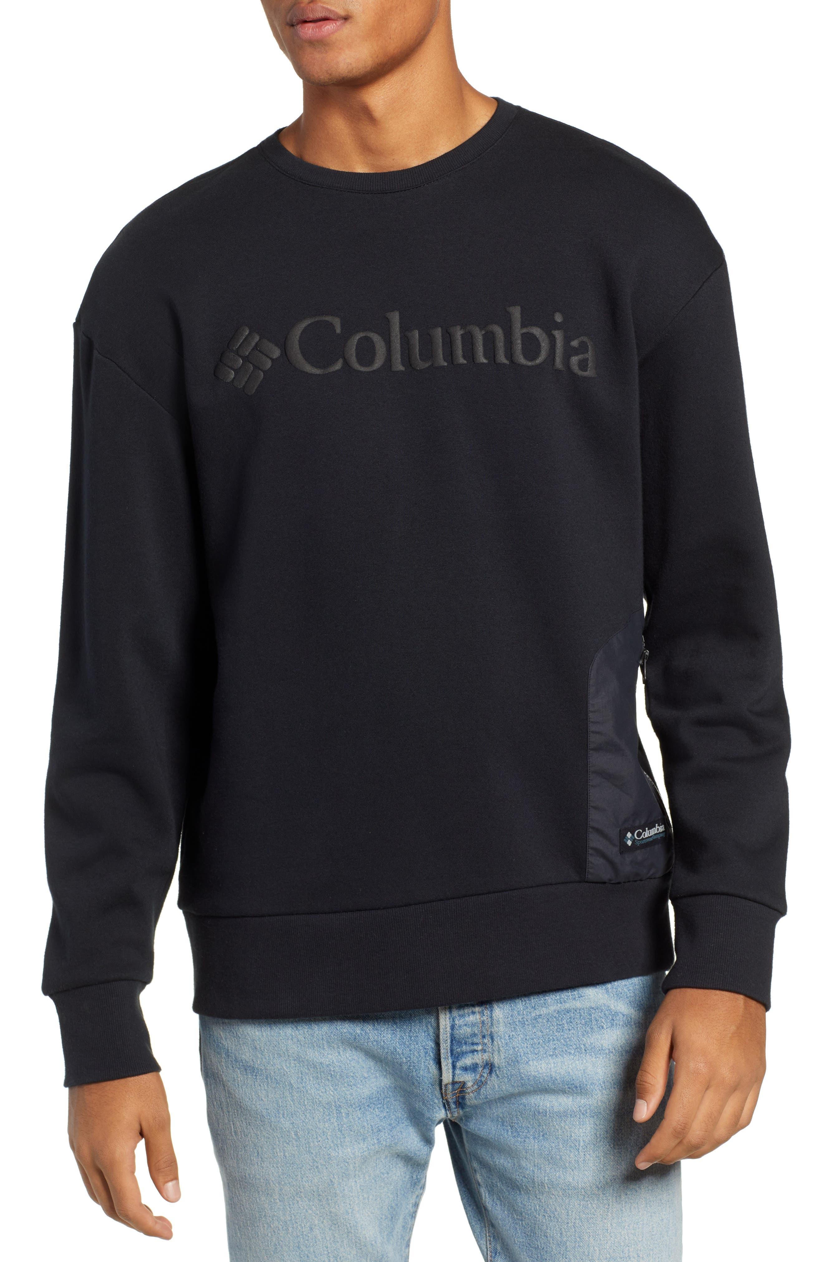 Bugasweat Crewneck Sweatshirt,                         Main,                         color, BLACK