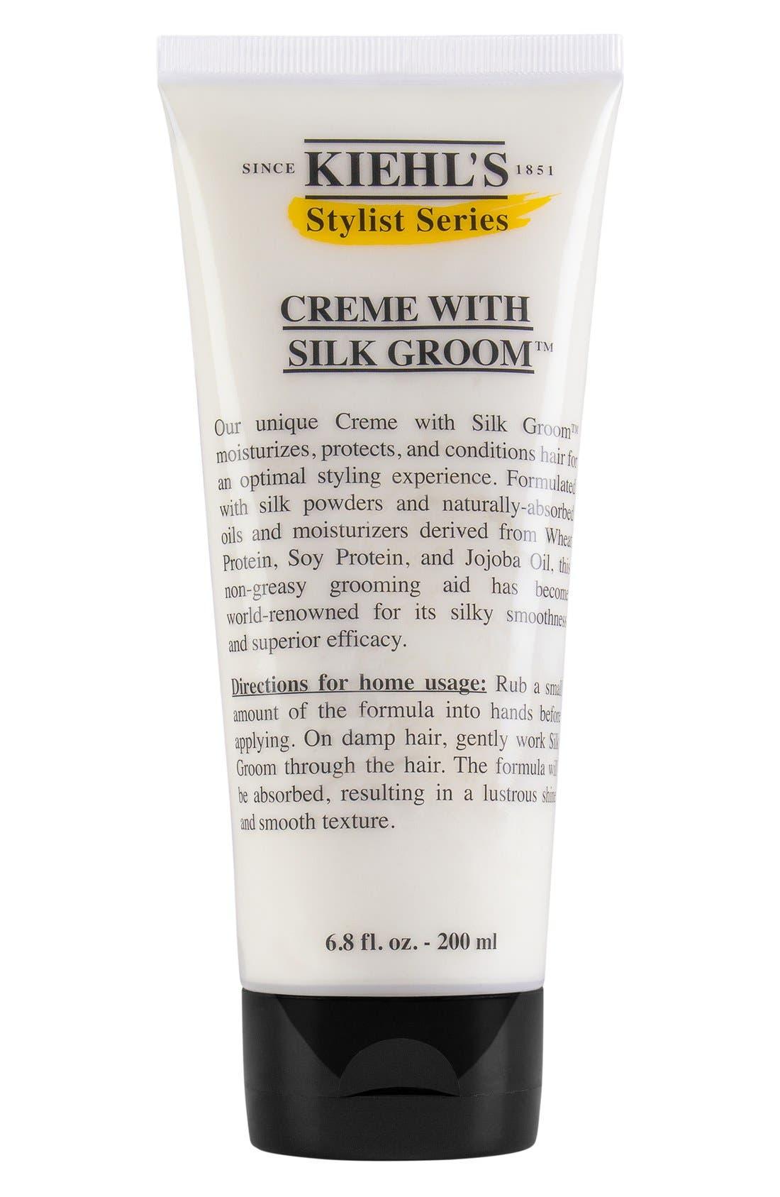 Crème with Silk Groom<sup>™</sup>,                         Main,                         color, NO COLOR