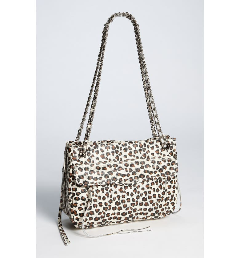 3165c1427527 Rebecca Minkoff  Swing  Double Chain Leather Shoulder Bag