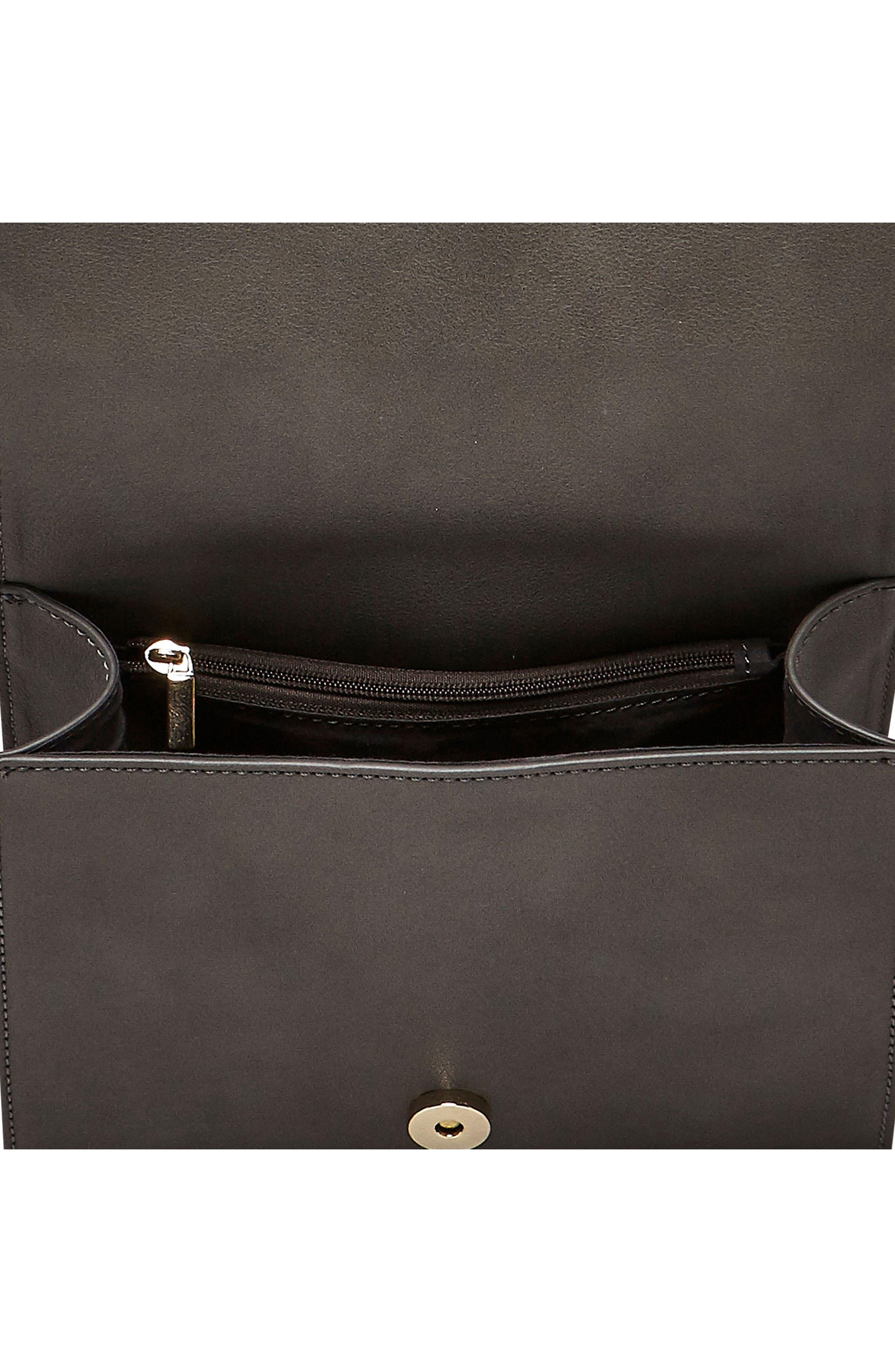 Shining Star Vegan Leather Crossbody Bag,                             Alternate thumbnail 10, color,