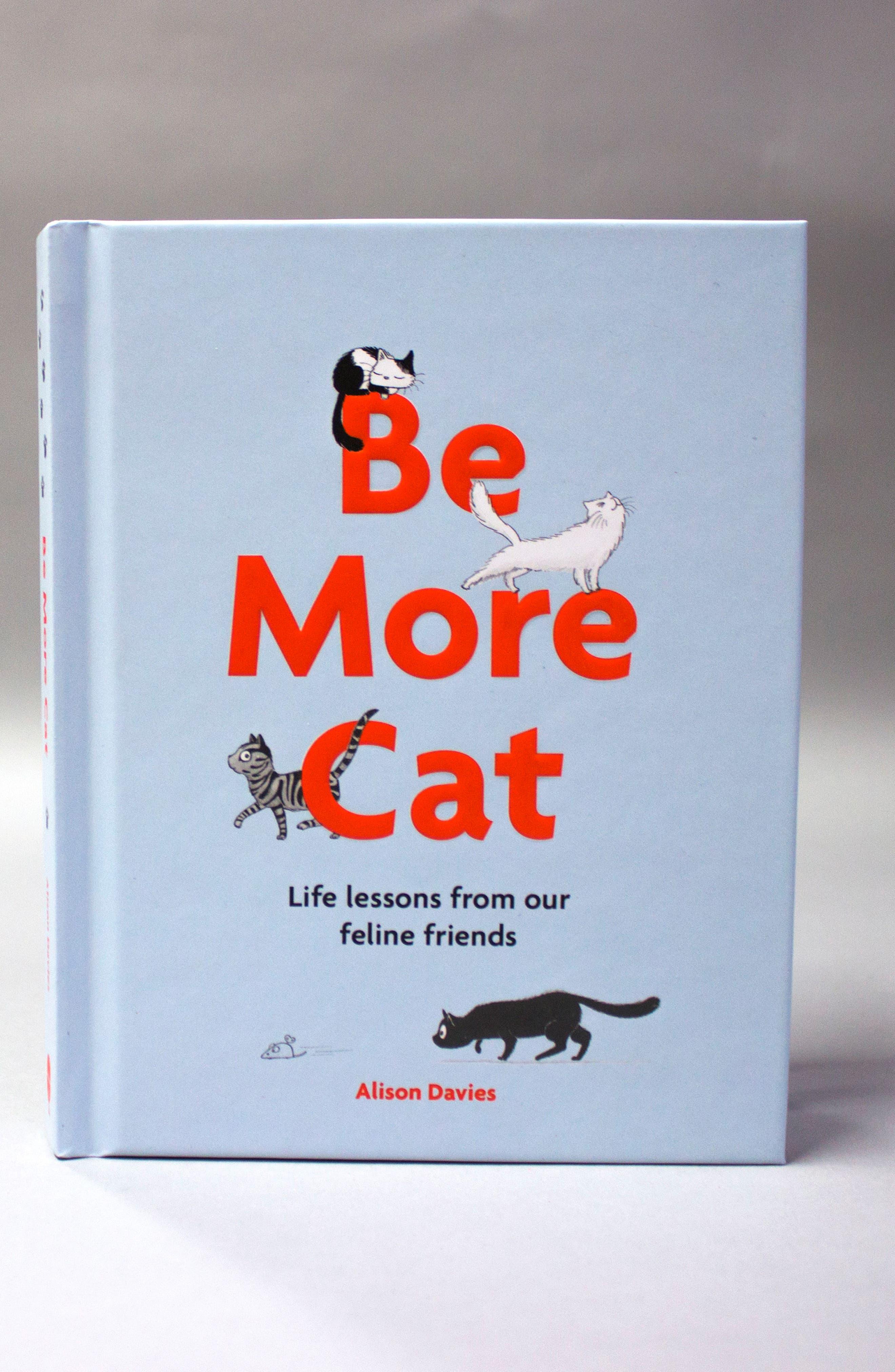 Be More Cat Book,                             Alternate thumbnail 4, color,                             400