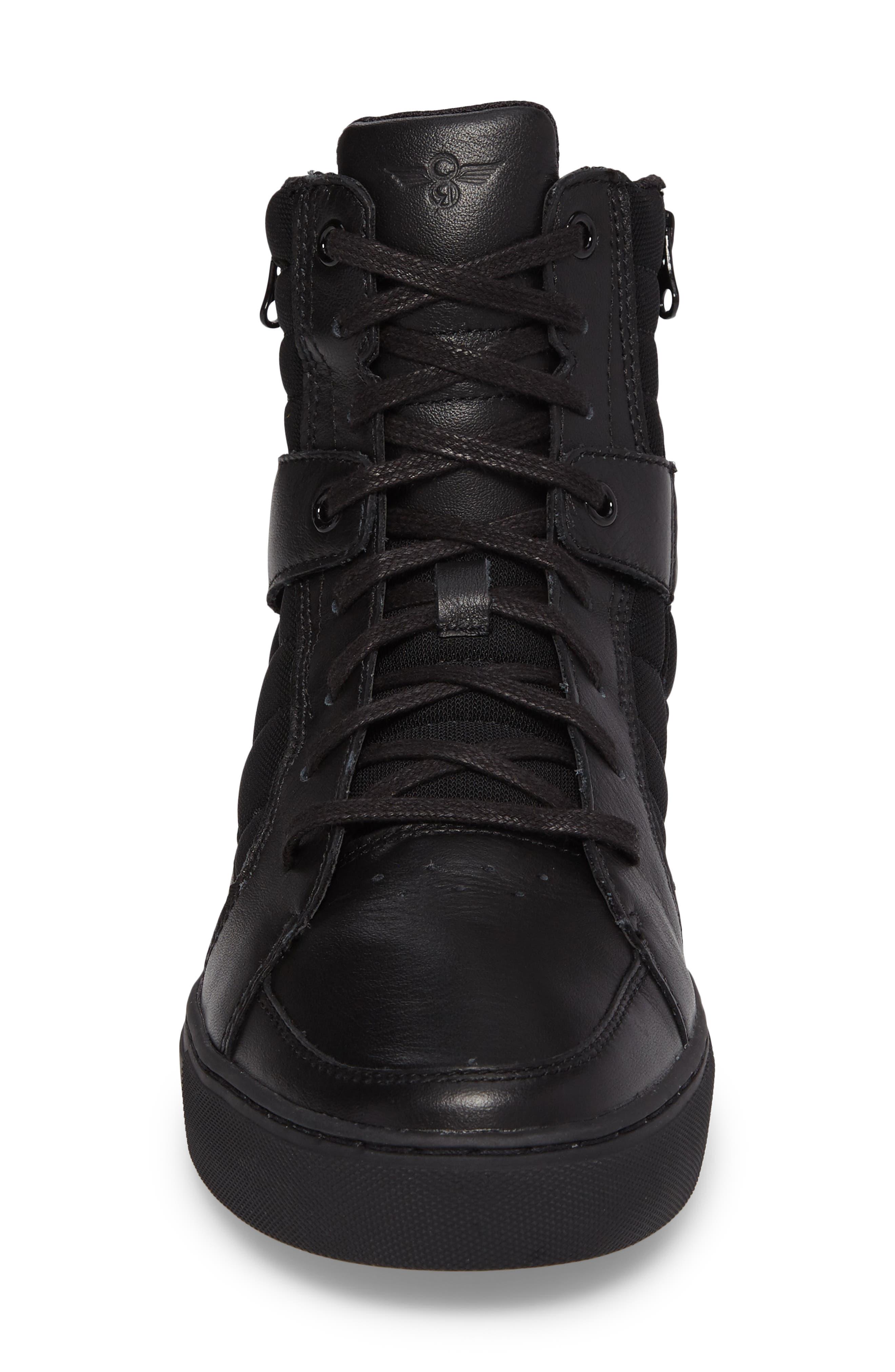 Varici Sneaker,                             Alternate thumbnail 4, color,                             001