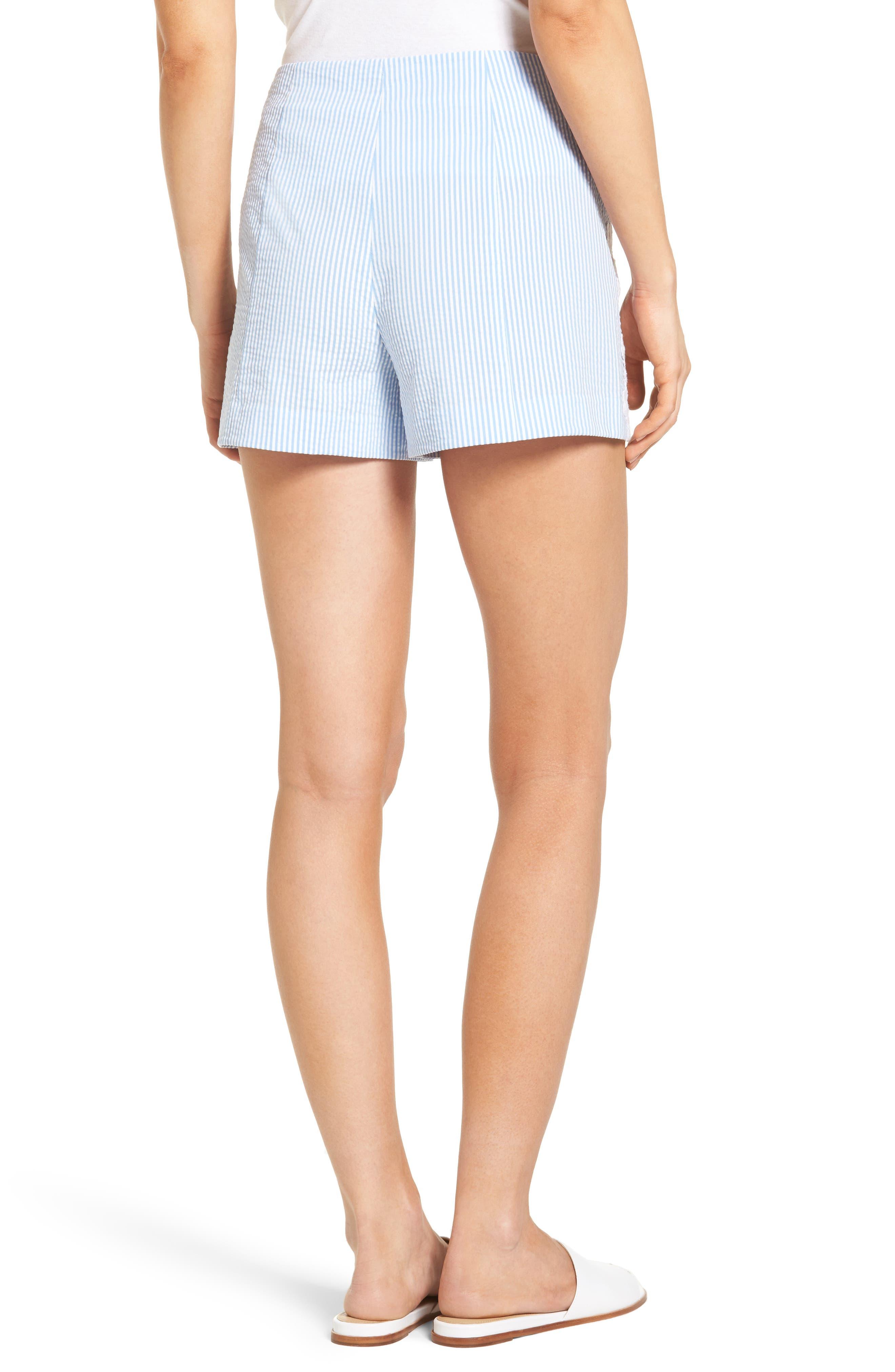 Seersucker Shorts,                             Alternate thumbnail 2, color,                             403
