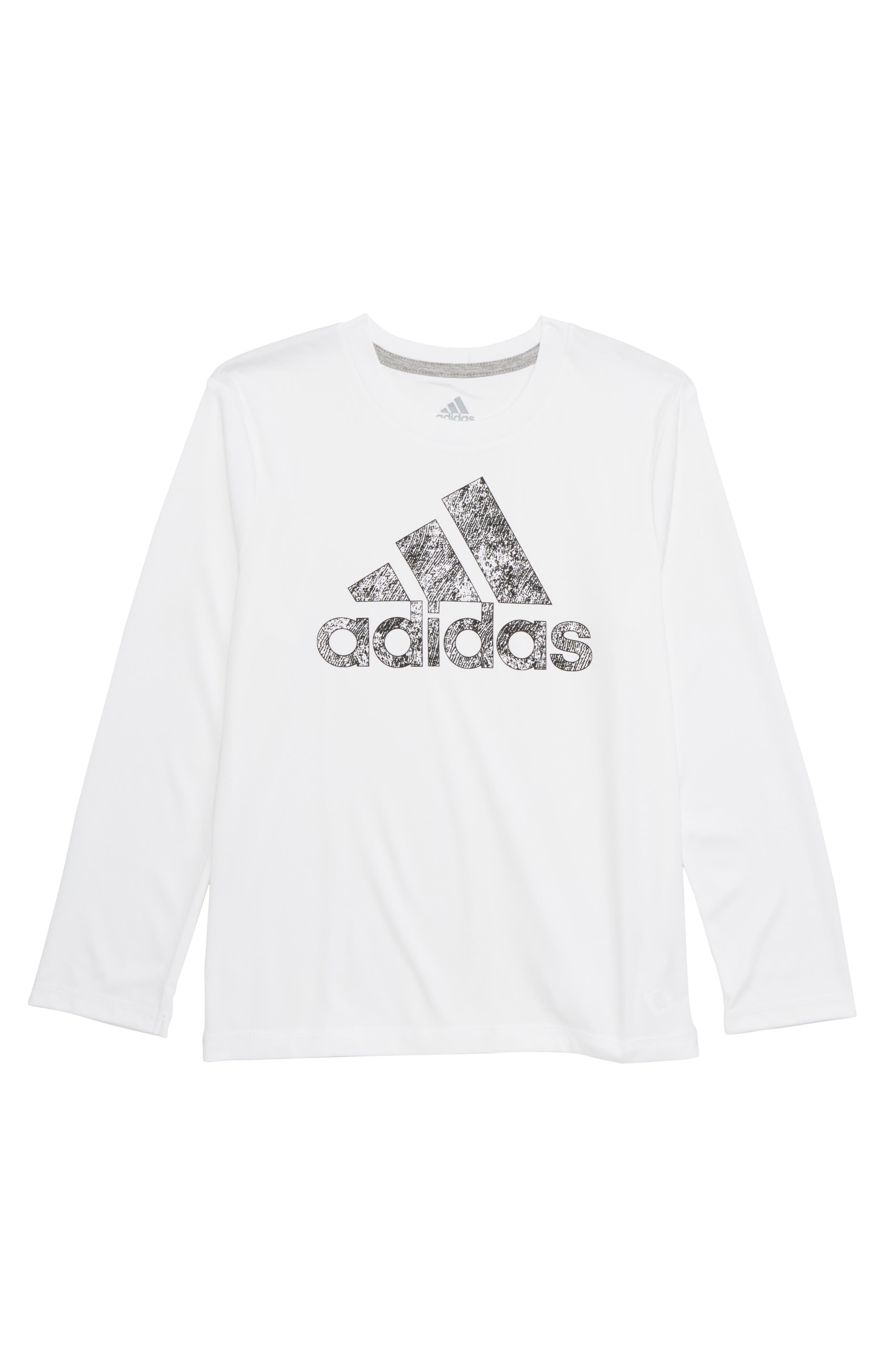 Motivation Logo T-Shirt,                         Main,                         color, 100