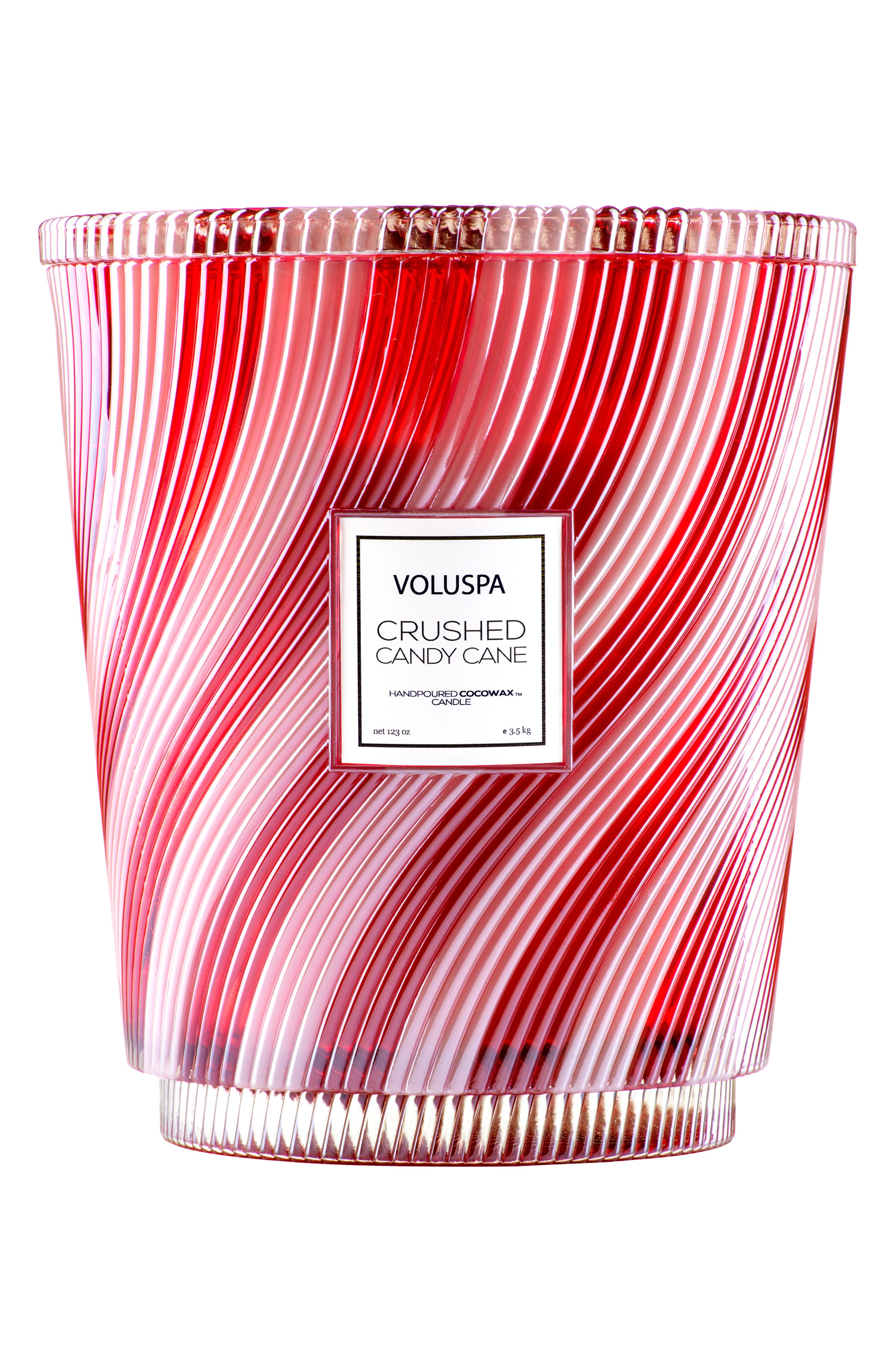 Crushed Candy Cane Hearth Handle,                             Main thumbnail 1, color,                             000