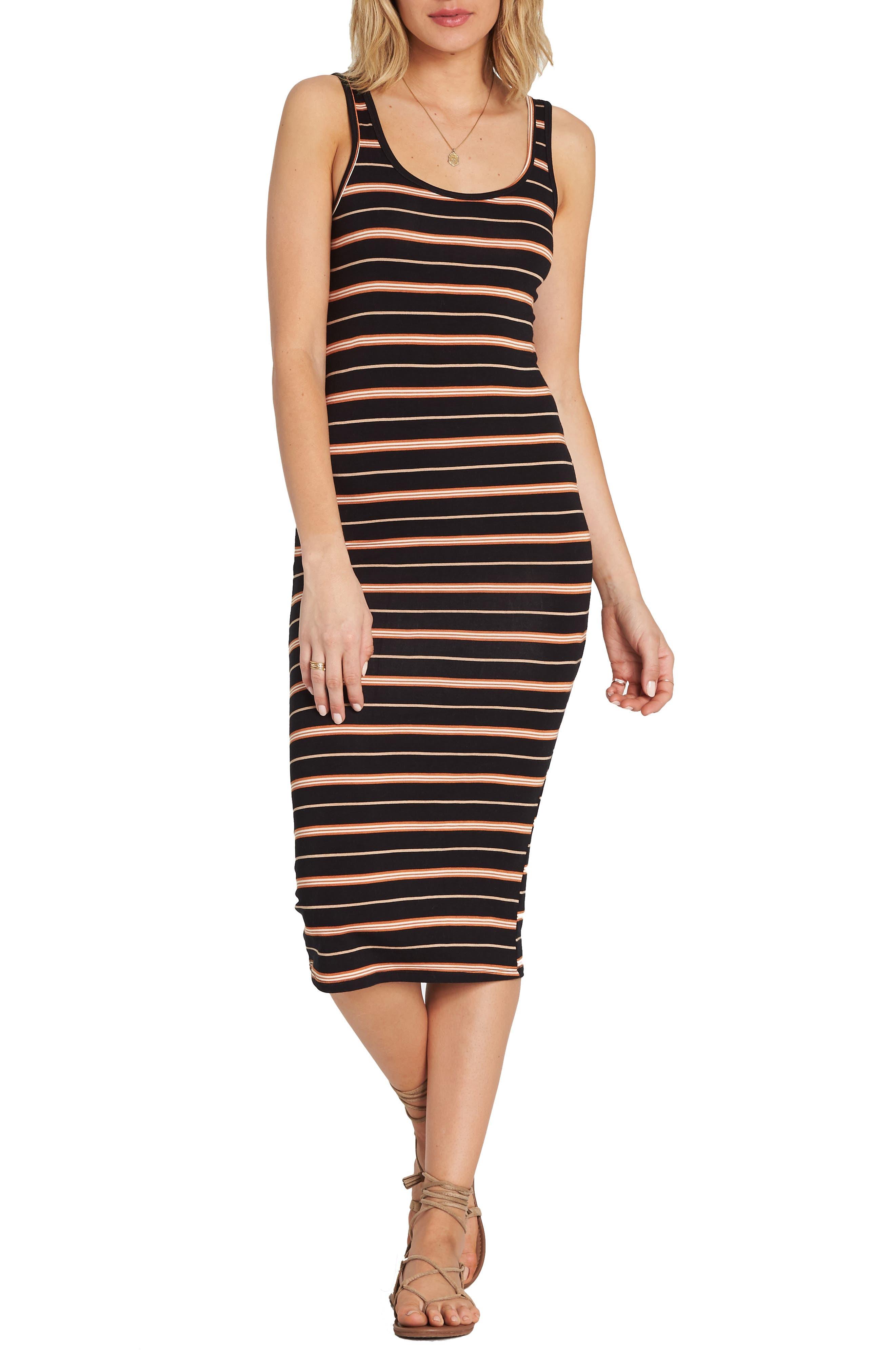 Share Joy Body-Con Midi Dress,                         Main,                         color, TOFFEE