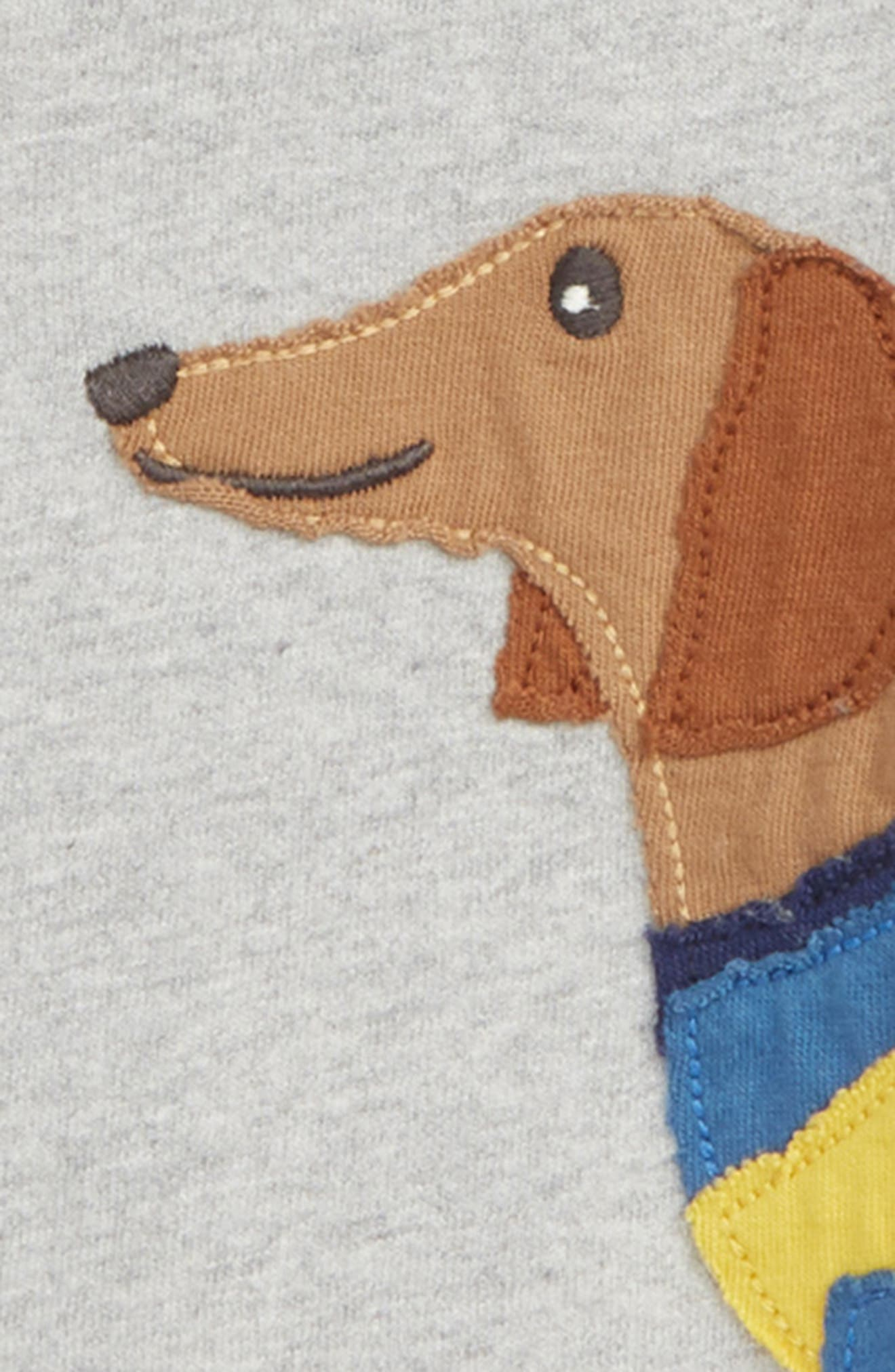Animal Friends Layer T-Shirt,                             Alternate thumbnail 3, color,                             054