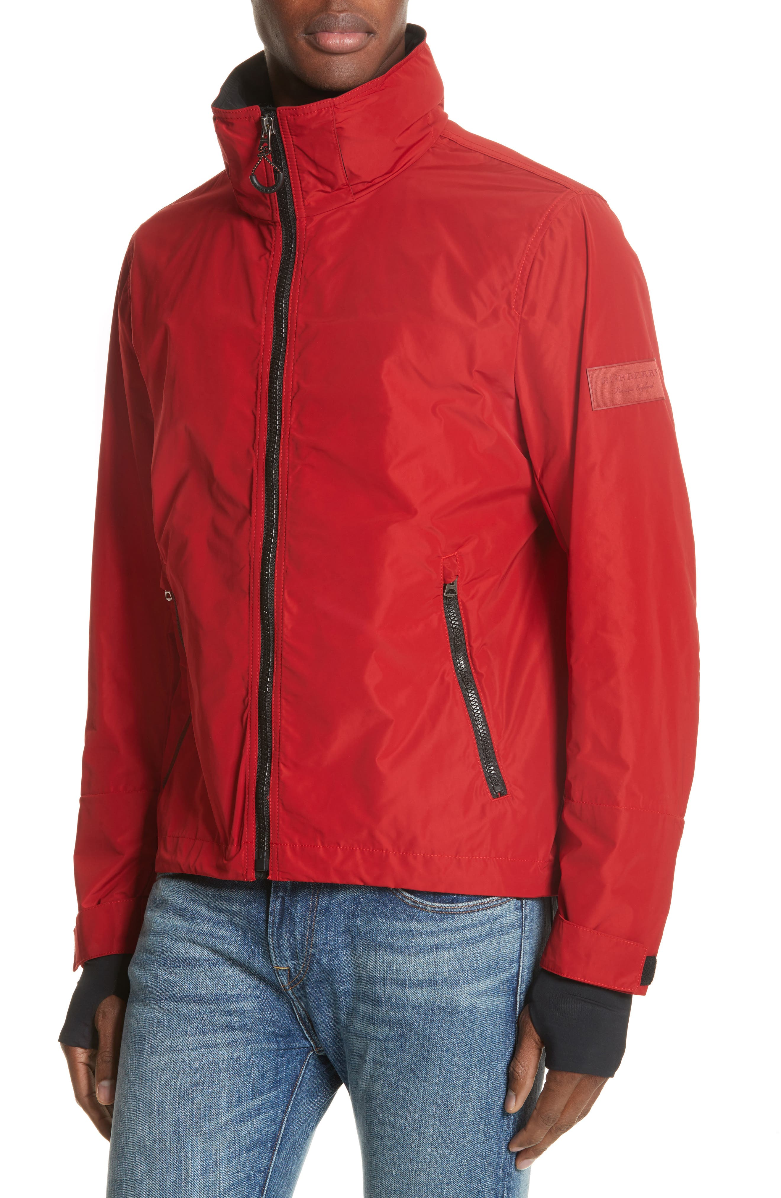 Headson Standard Fit Jacket,                             Alternate thumbnail 4, color,