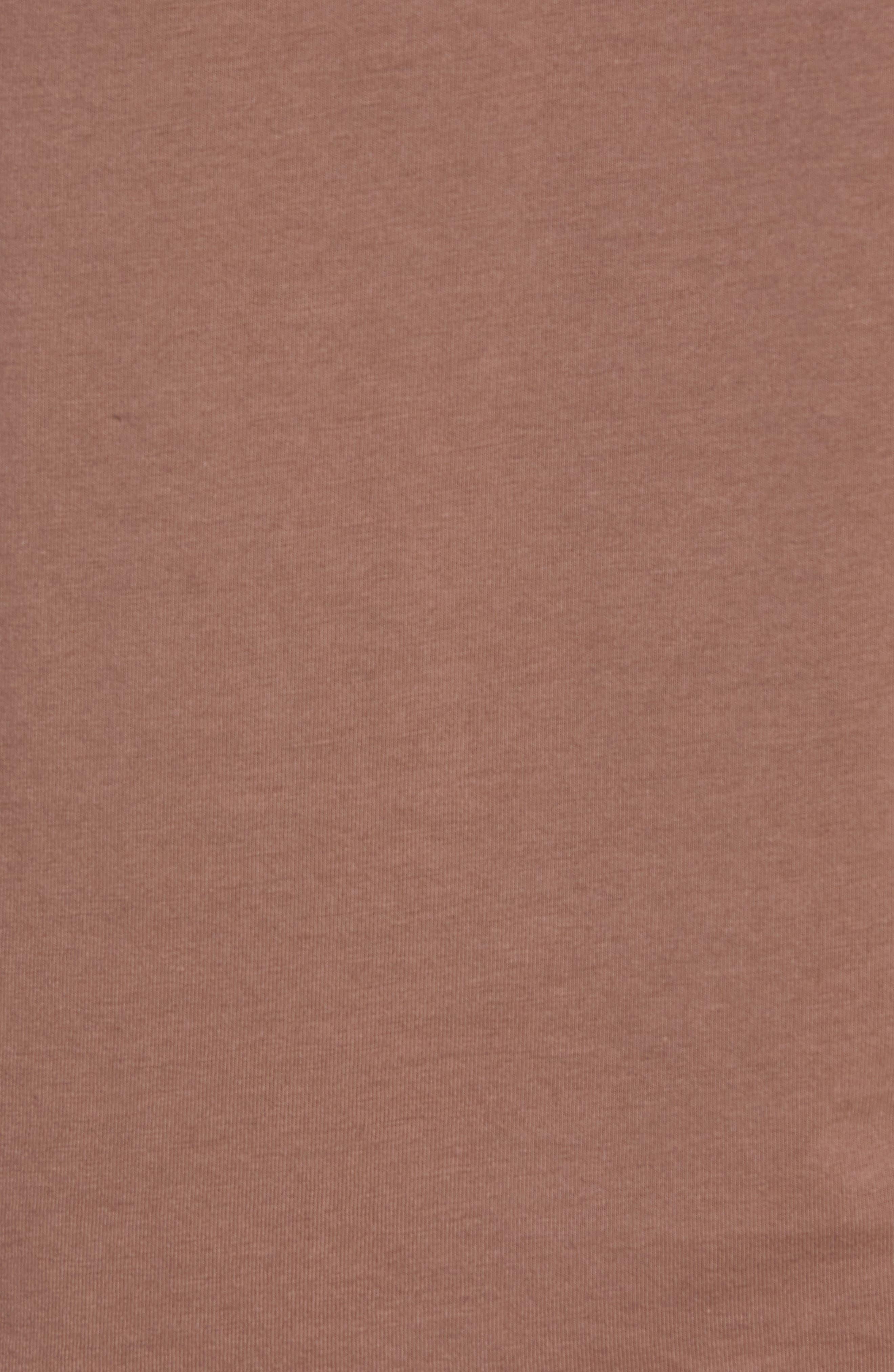 Classics Slim T7 T-Shirt,                             Alternate thumbnail 5, color,                             MEDIUM GRAY HEATHER