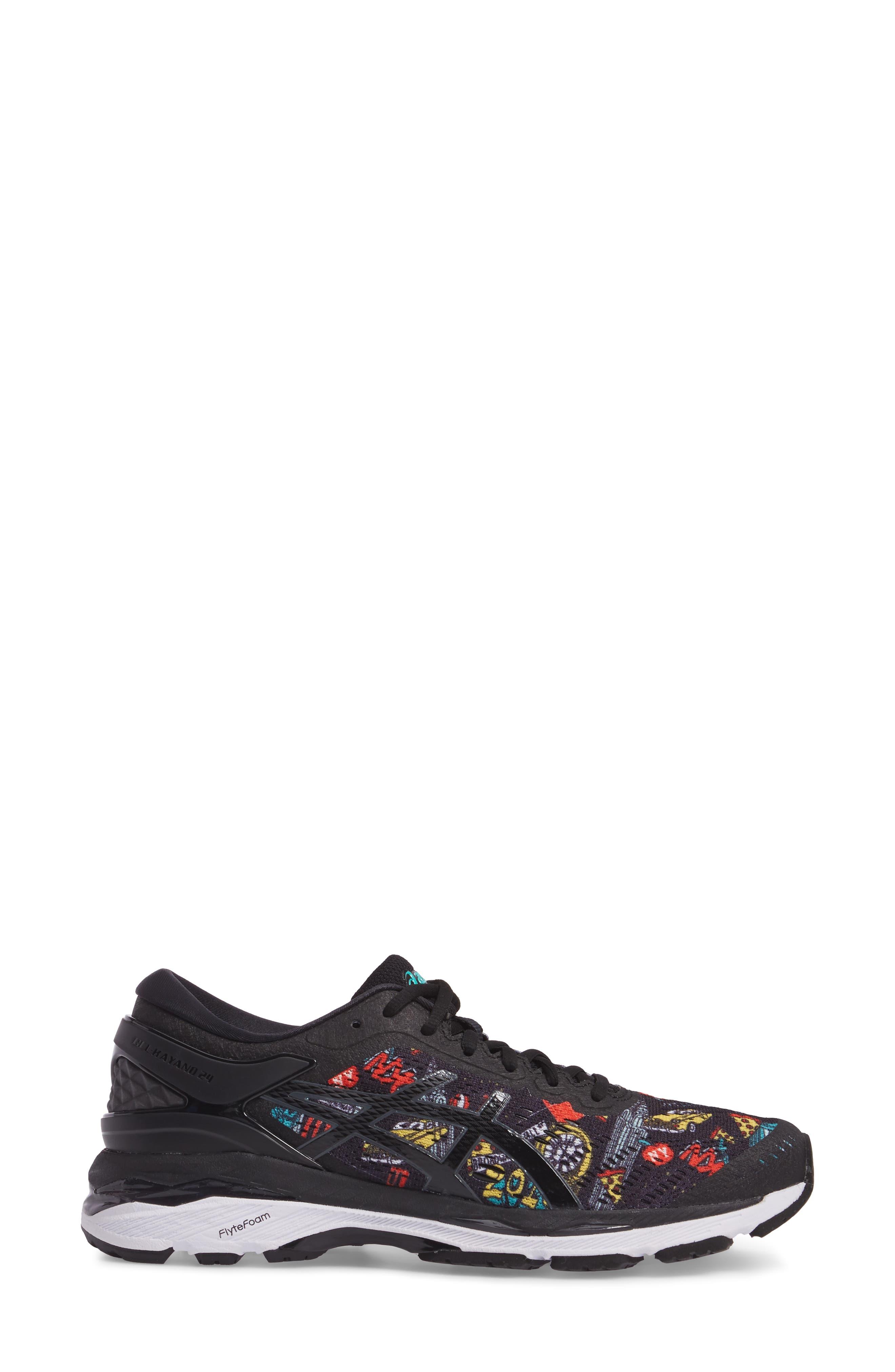 GEL-Kayano<sup>®</sup> 24 Running Shoe,                             Alternate thumbnail 3, color,                             009