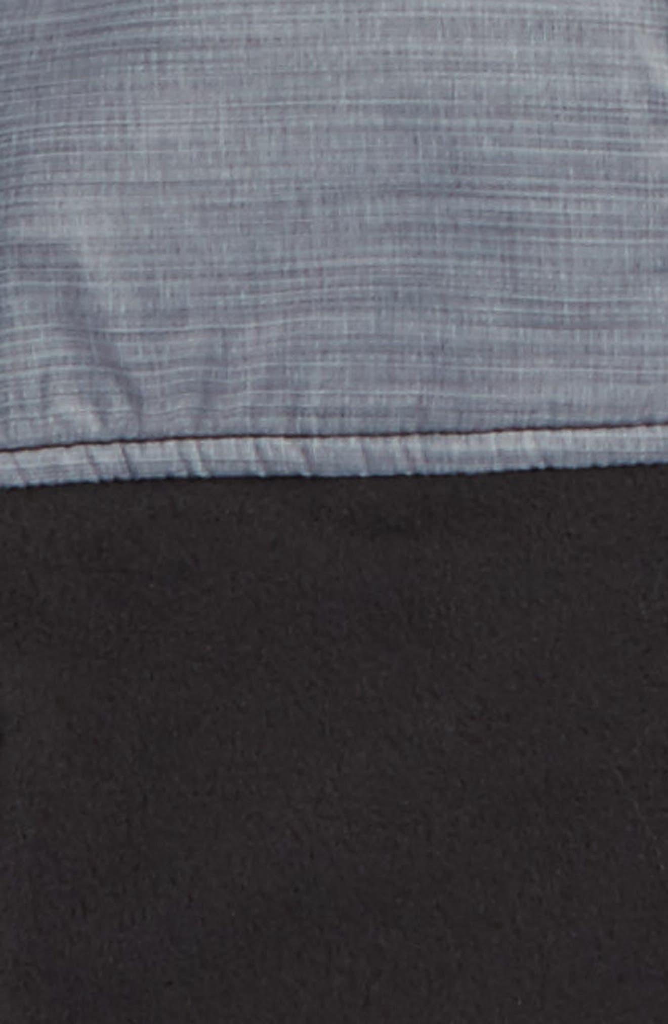 Glacier Microfleece Track Jacket,                             Alternate thumbnail 4, color,