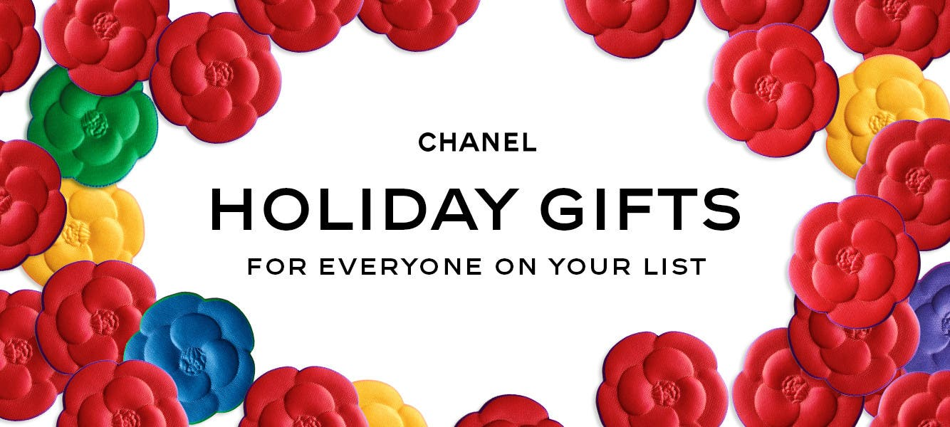 CHANEL holiday gifts for everyone on your list.