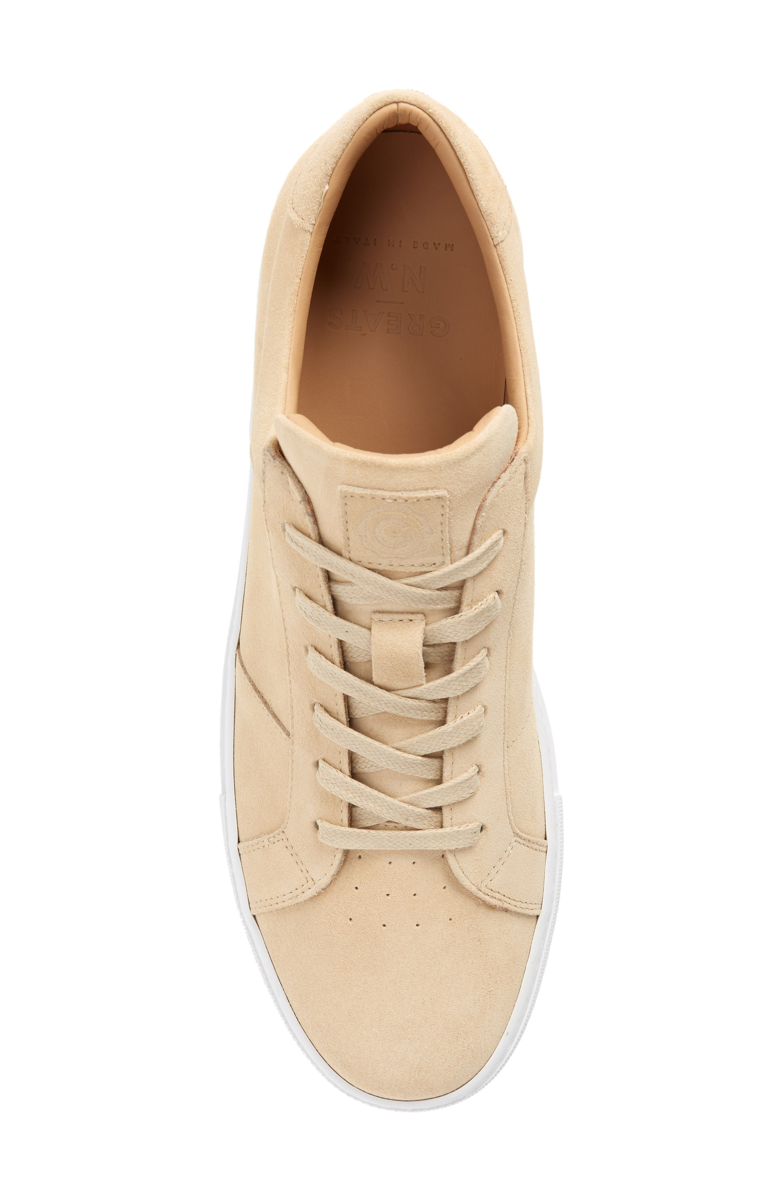 Nick Wooster x GREATS Royale Sneaker,                             Alternate thumbnail 5, color,                             250
