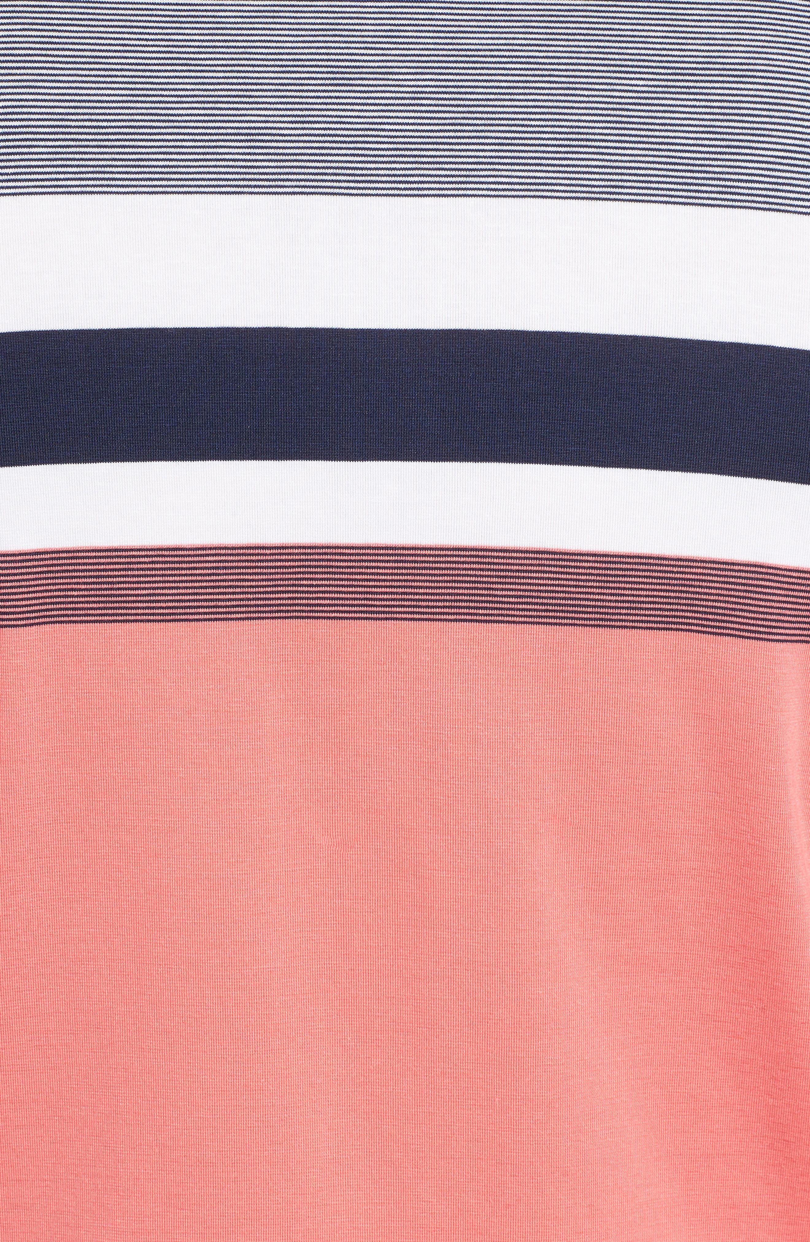 Horizon Stripe Polo,                             Alternate thumbnail 10, color,