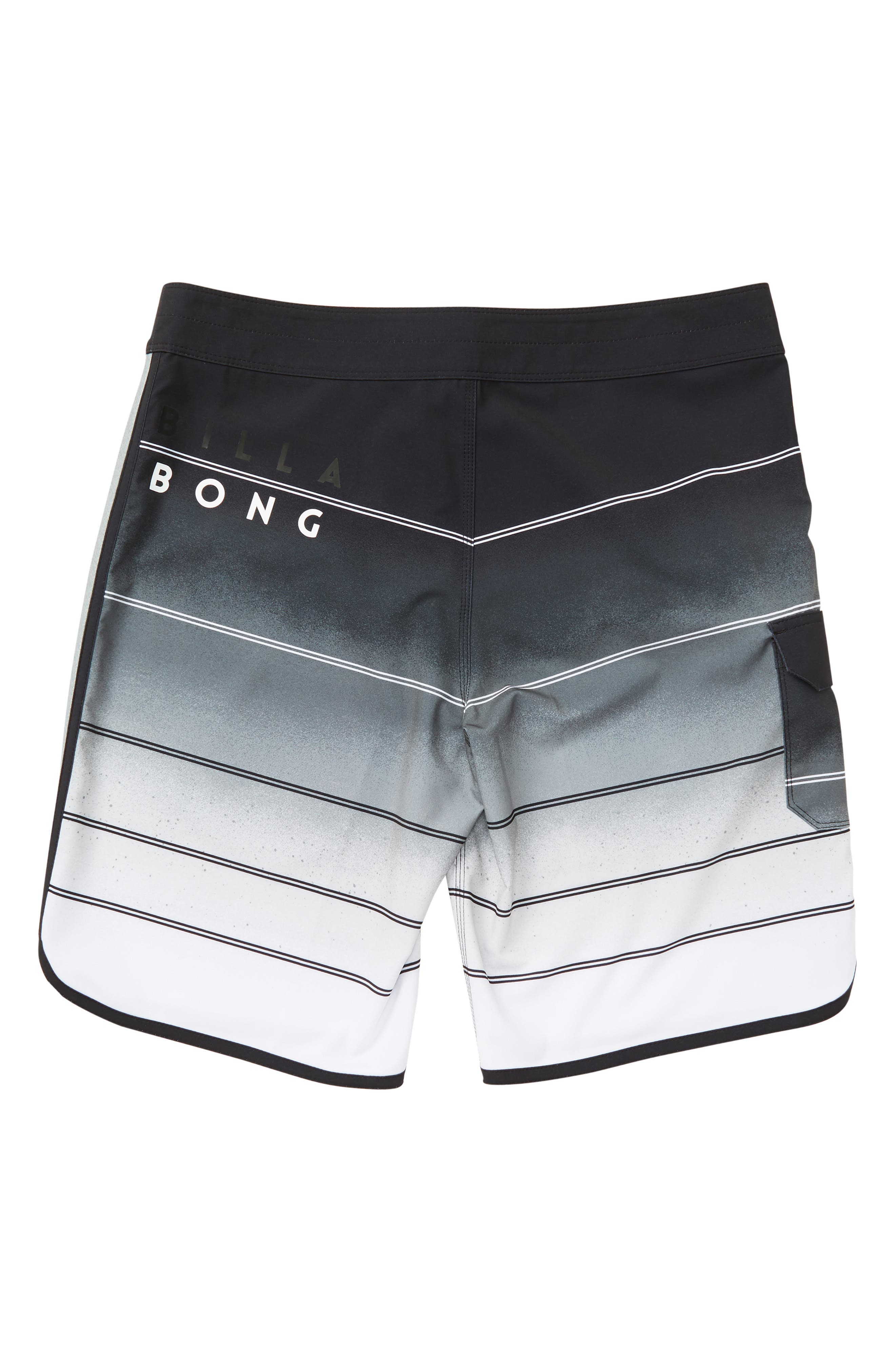 73 X Stripe Board Shorts,                             Alternate thumbnail 2, color,                             020