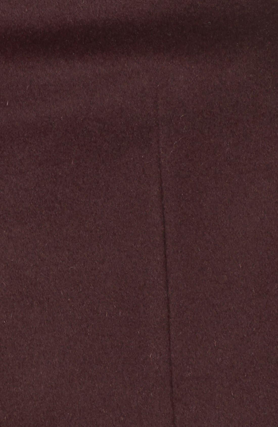 T Tahari Wool Blend Belted Wrap Coat,                             Alternate thumbnail 51, color,