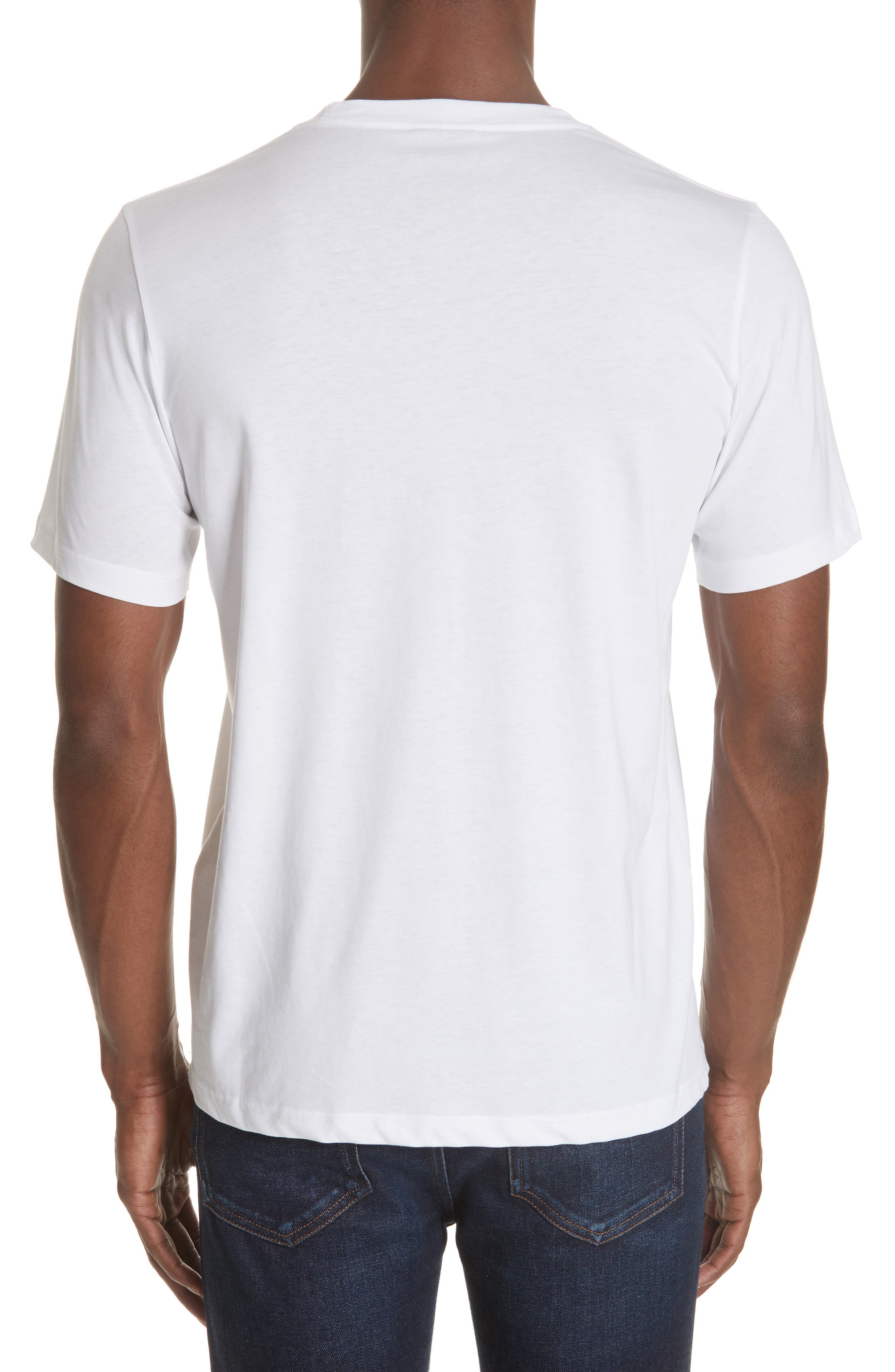 PS PAUL SMITH,                             Shipwreck Graphic T-Shirt,                             Alternate thumbnail 2, color,                             100