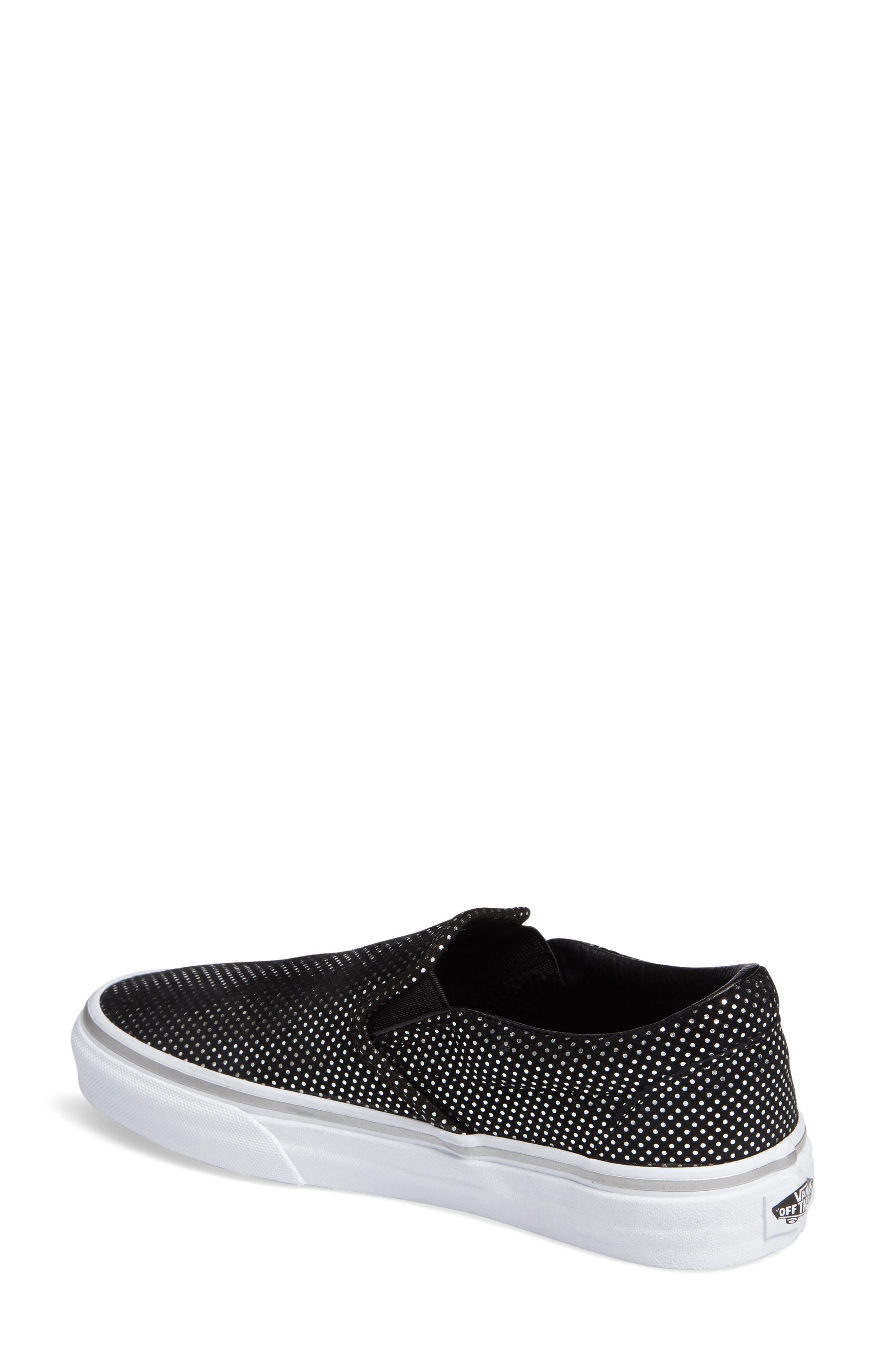 Classic Slip-On Sneaker,                             Alternate thumbnail 2, color,                             004