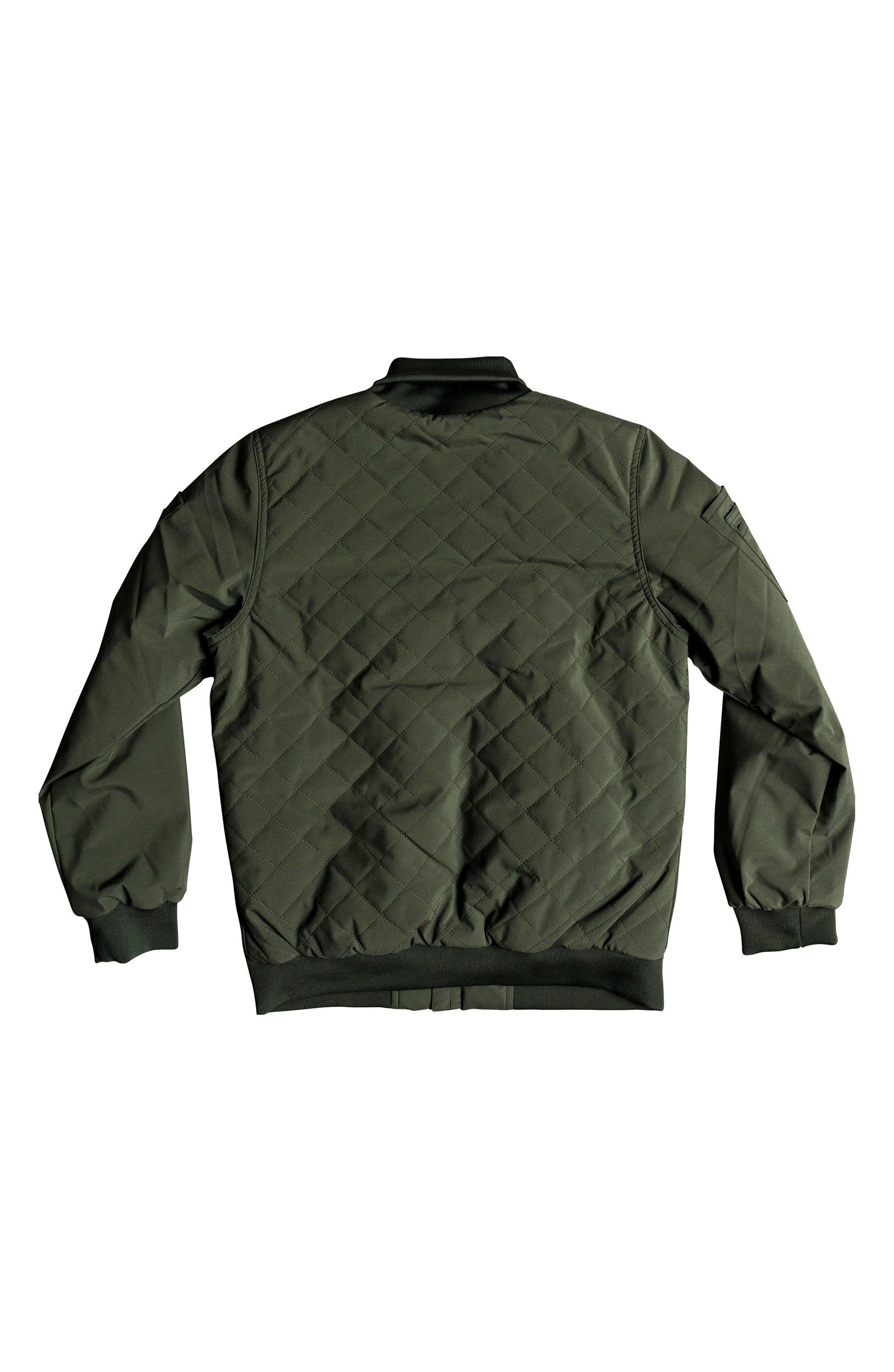 Mankai Sun Bomber Jacket,                             Alternate thumbnail 2, color,                             THYME