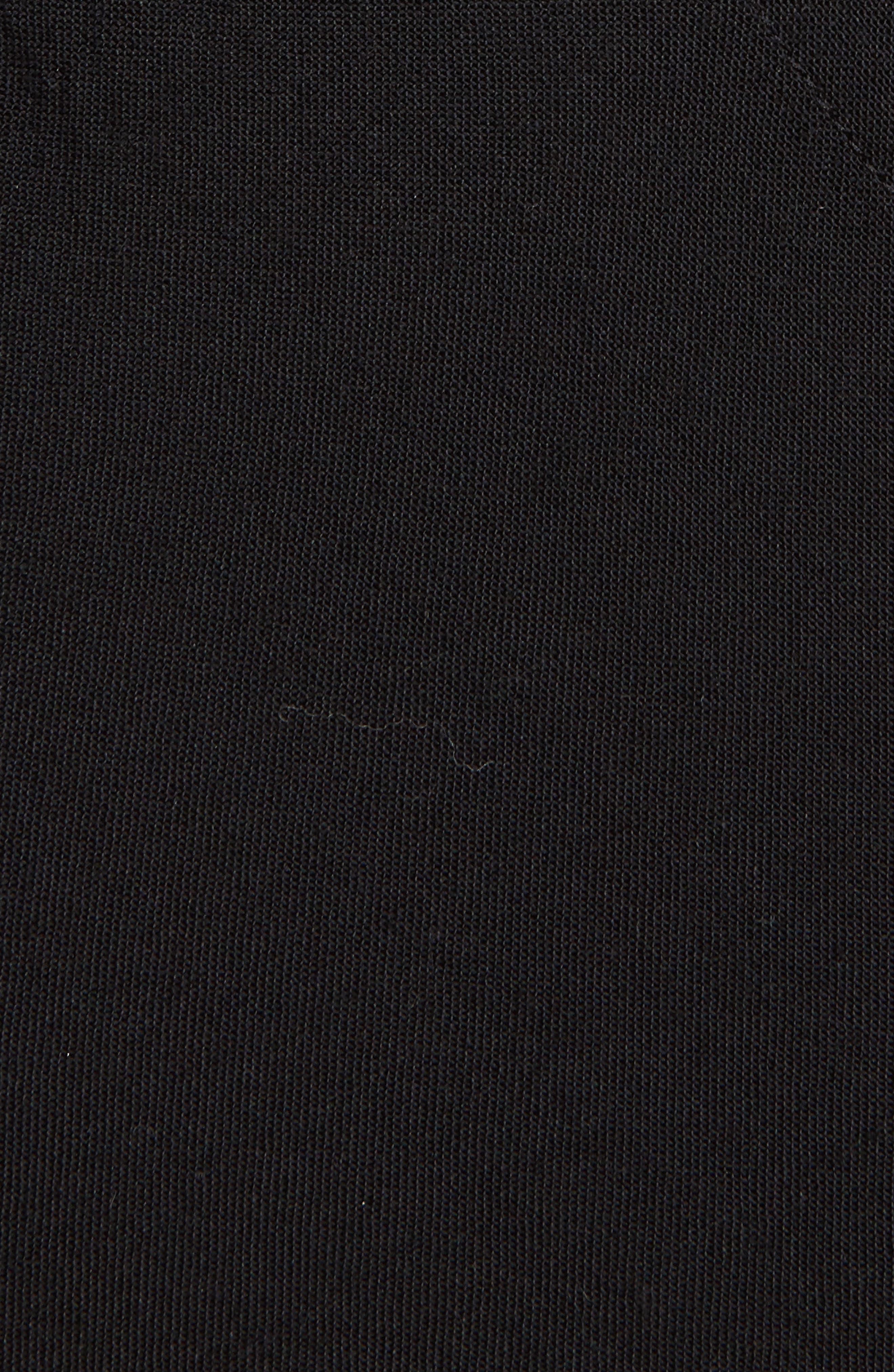 Knit Waist Skirt,                             Alternate thumbnail 5, color,                             009