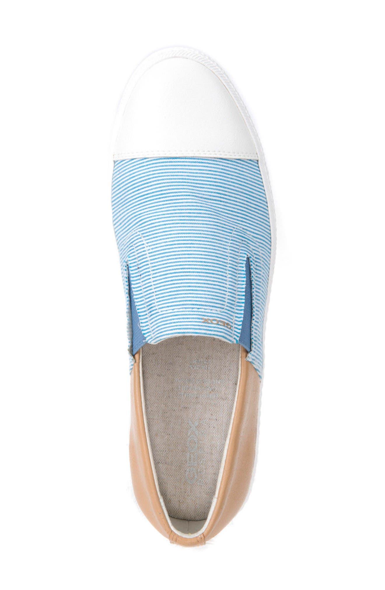 Giyo Slip-On Sneaker,                             Alternate thumbnail 4, color,                             462