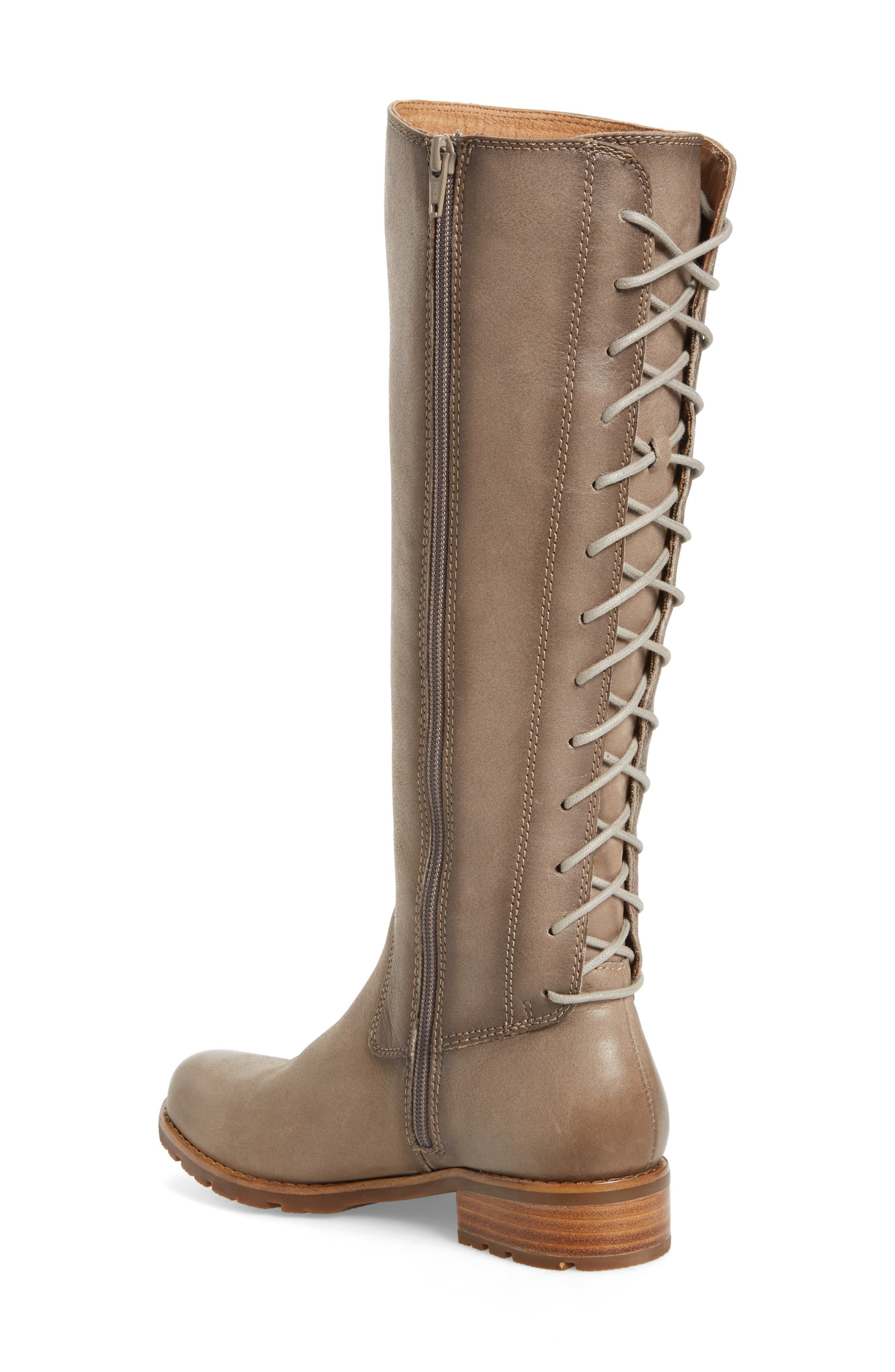'Sharnell' Riding Boot,                             Alternate thumbnail 2, color,                             030