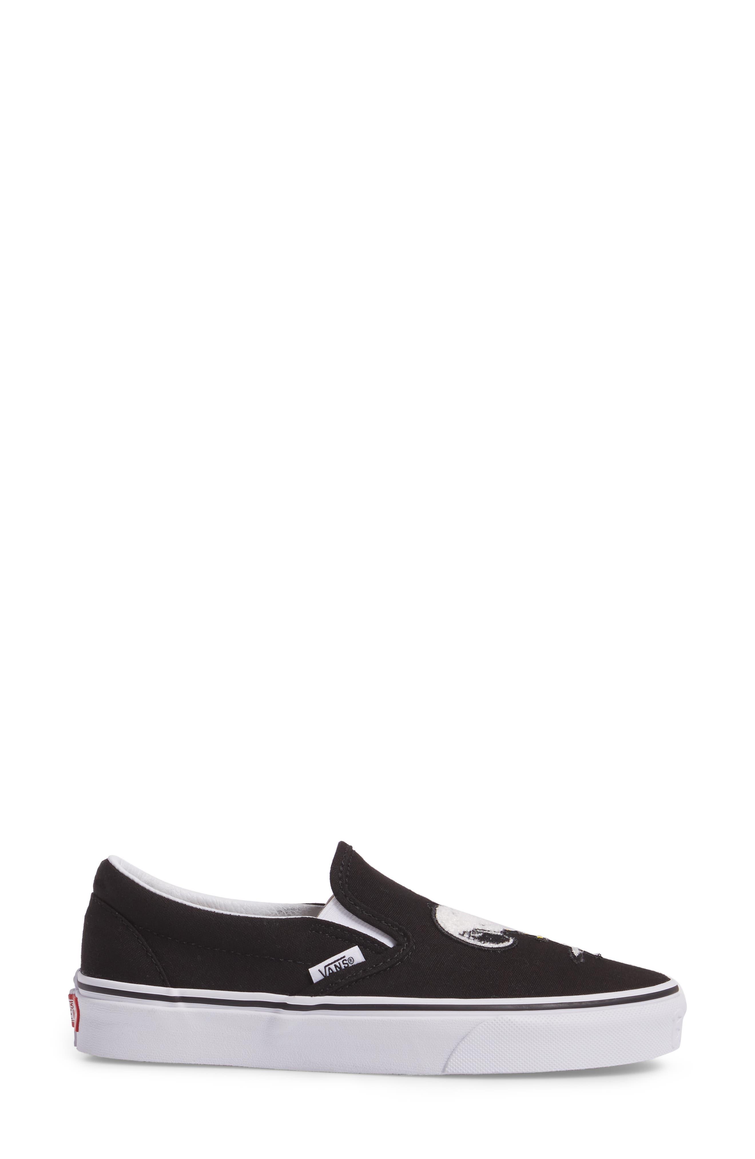 Classic Slip-On Sneaker,                             Alternate thumbnail 185, color,