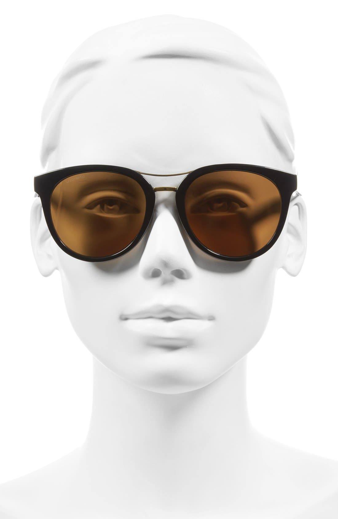 'Bridgetown' 54mm Aviator Sunglasses,                             Alternate thumbnail 2, color,                             001