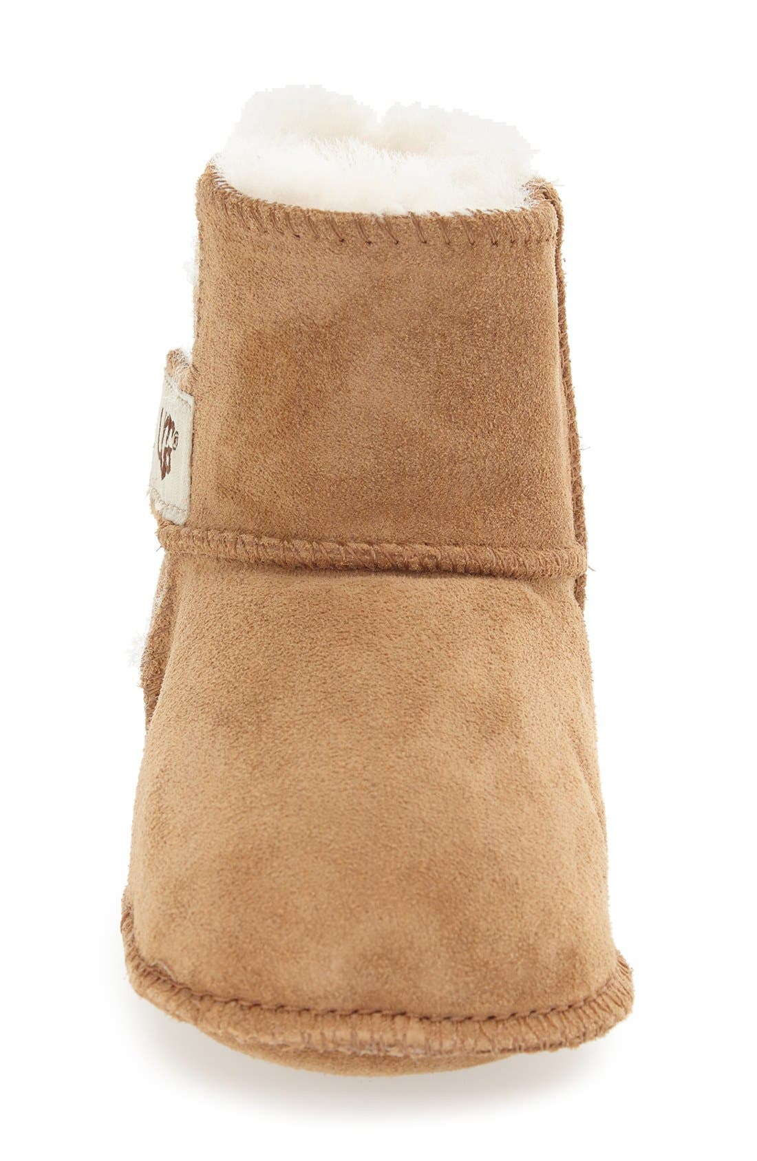 Erin Bootie,                             Alternate thumbnail 4, color,                             CHESTNUT