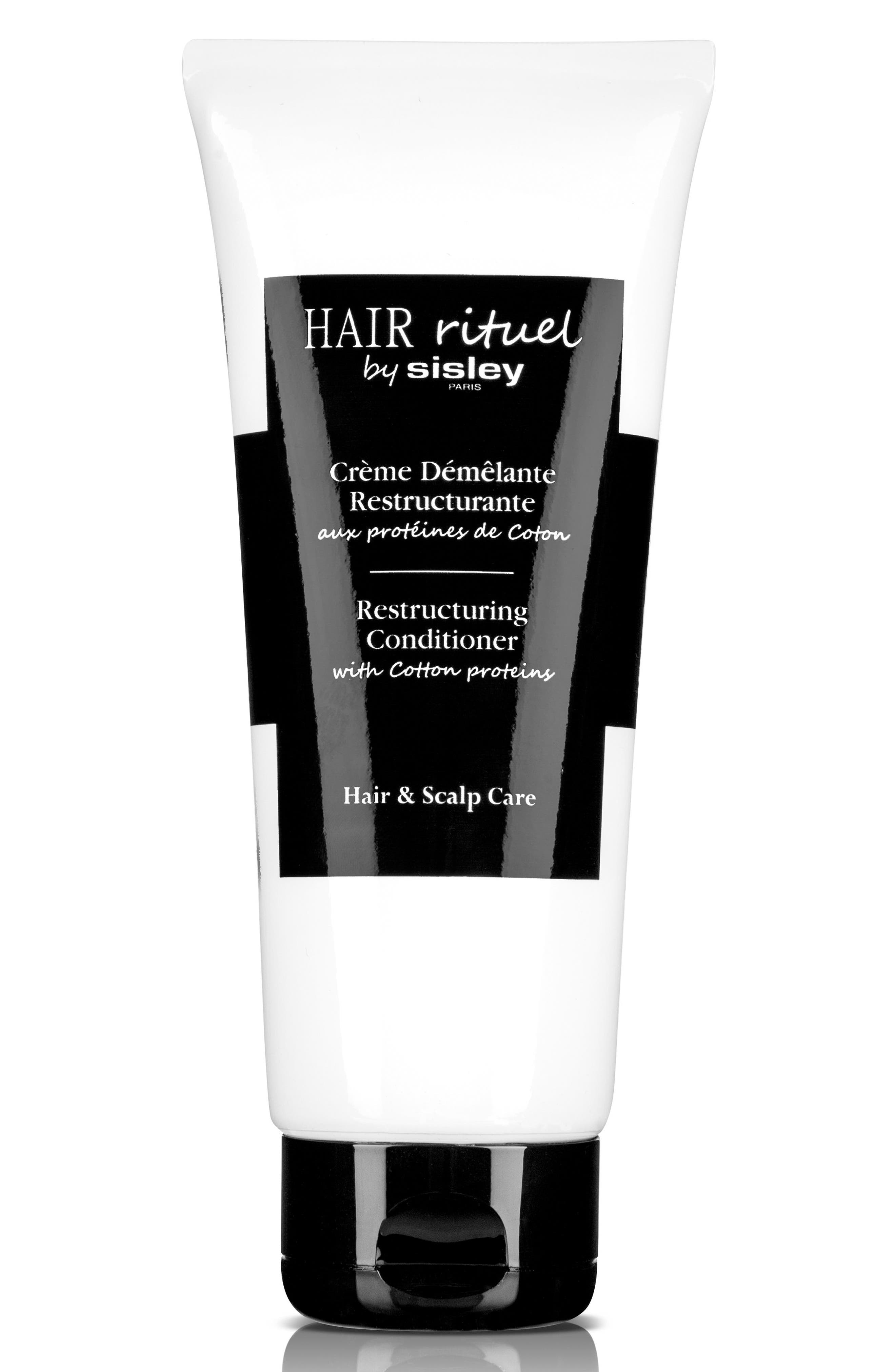 Restructuring Conditioner with Cotton Proteins,                             Main thumbnail 1, color,                             NO COLOR