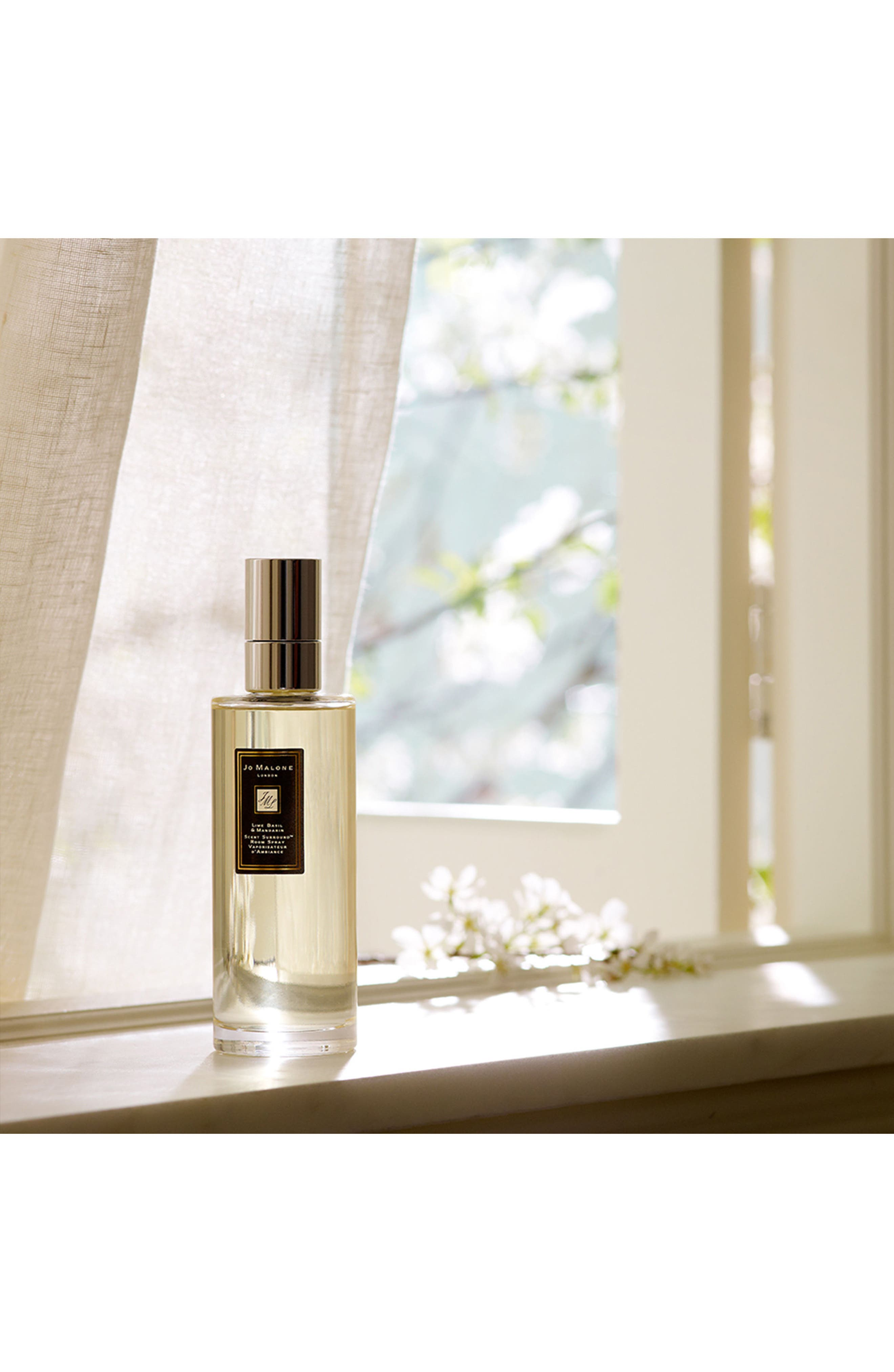 Jo Malone<sup>™</sup> Lime Basil & Mandarin Scent Surround<sup>™</sup> Room Spray,                             Alternate thumbnail 2, color,                             NO COLOR